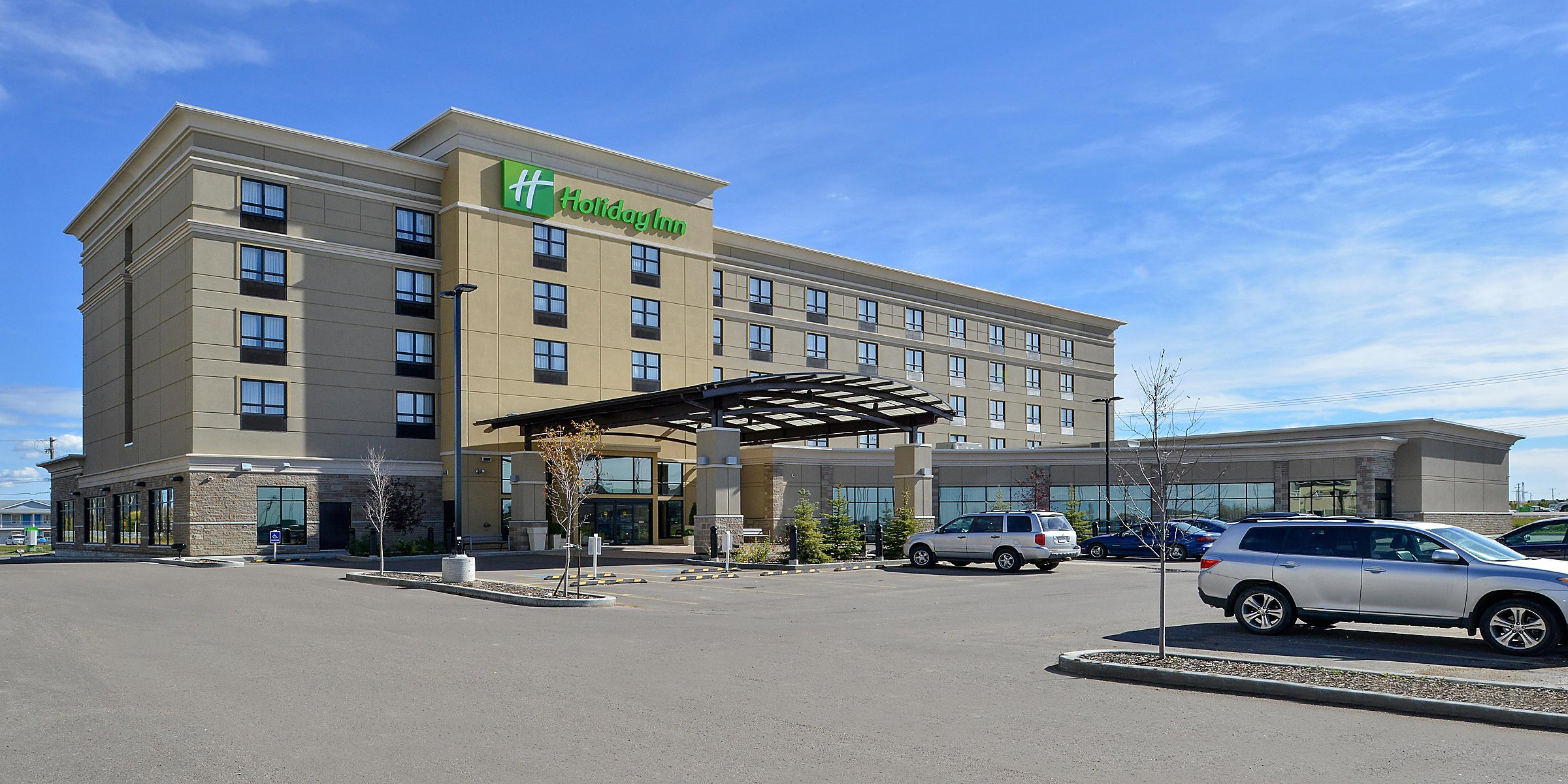 Holiday Inn Hotel Suites Edmonton Arpt Conference Ctr Hotel By Ihg
