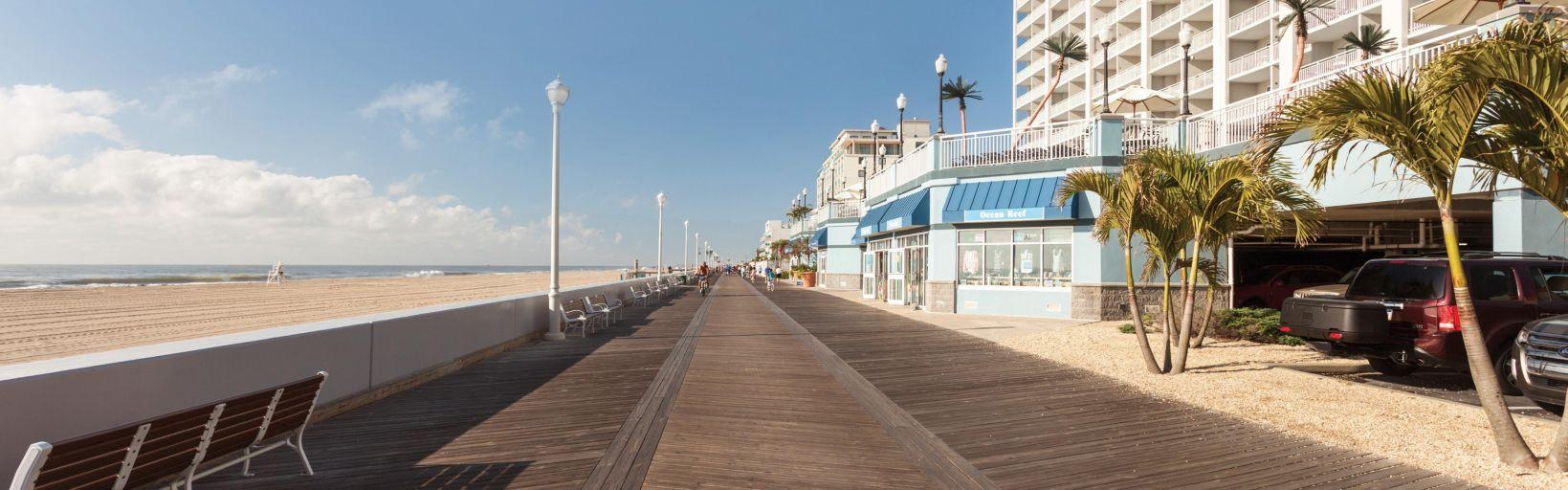 Ocean City Hotel in Maryland - Holiday Inn & Suites Ocean City