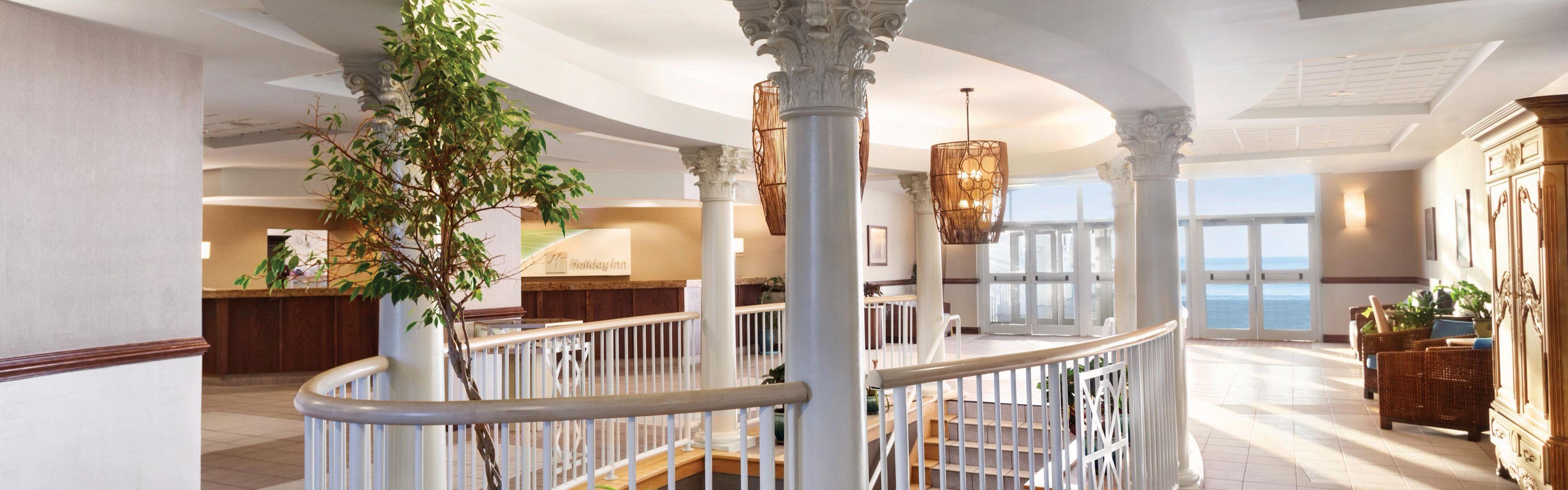 Ocean City Hotel In Maryland   Holiday Inn U0026 Suites Ocean City