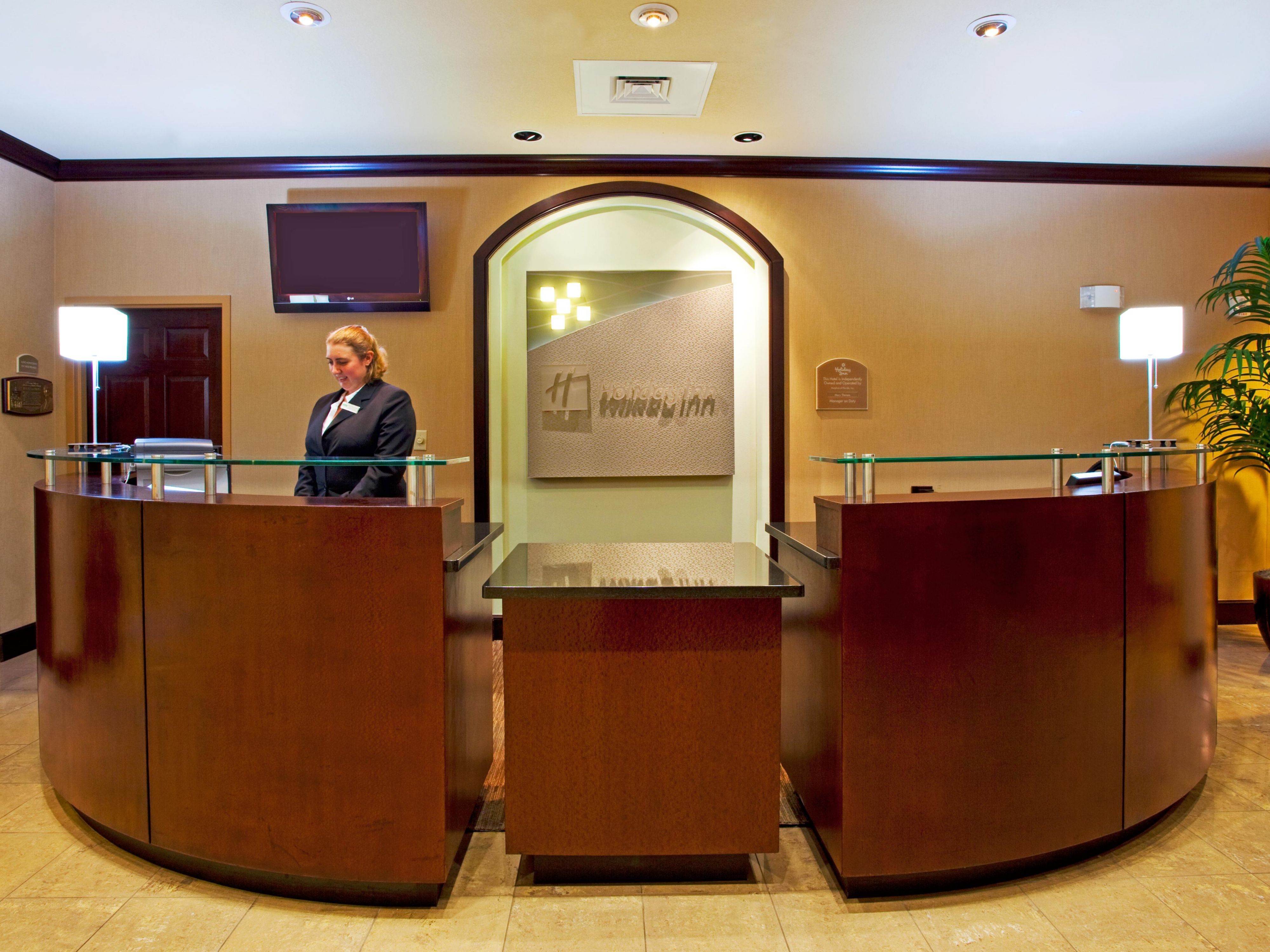 Let our friendly Orange Park hotel staff make your stay special.