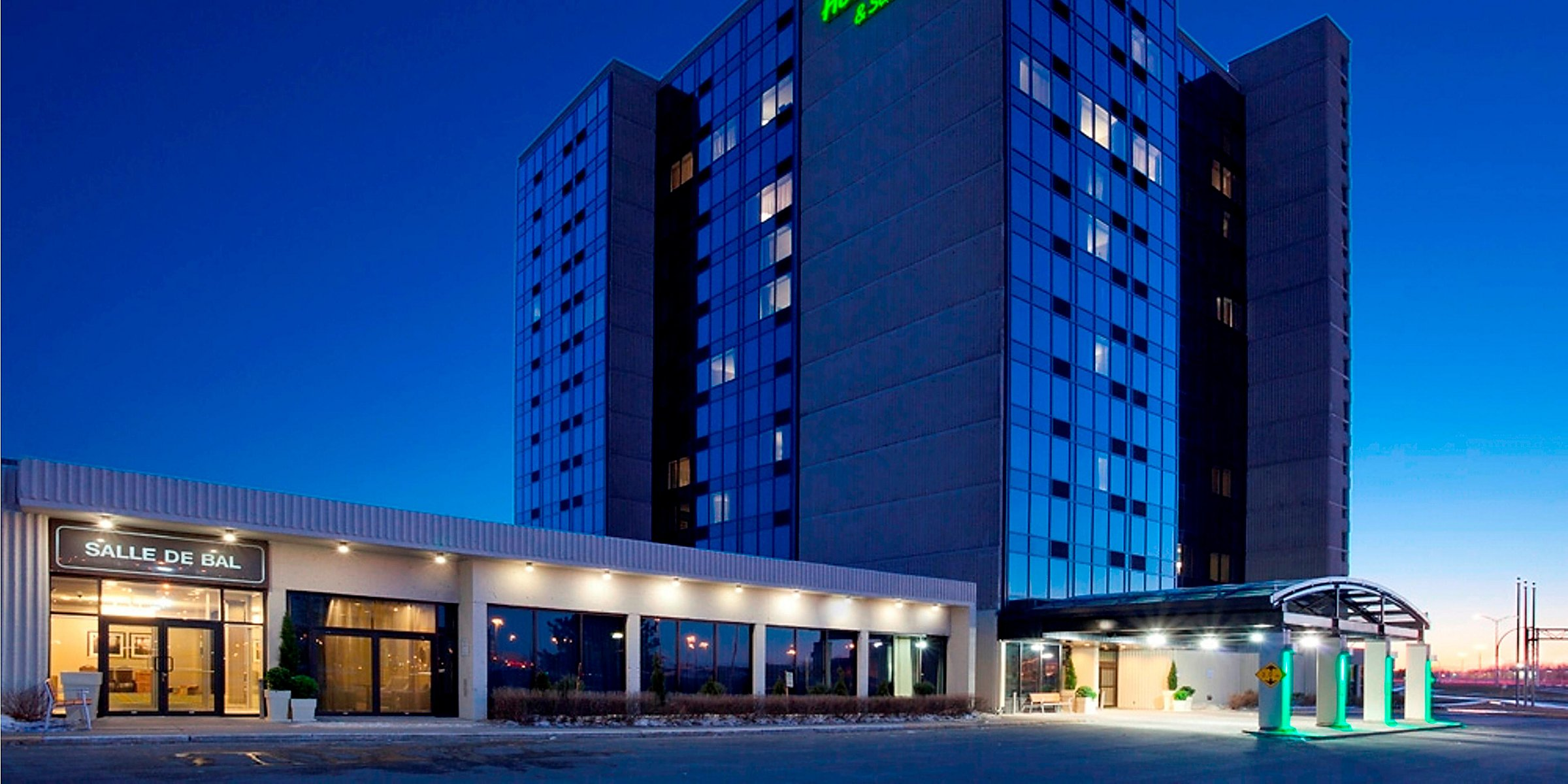 Toyota Pointe Claire >> Holiday Inn Hotel Suites Pointe Claire Montreal Airport