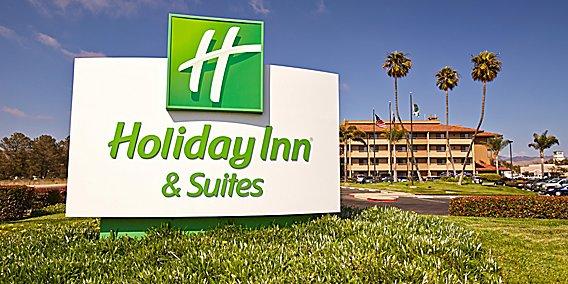 Holiday Inn Hotel Suites Santa Maria Hotel By Ihg