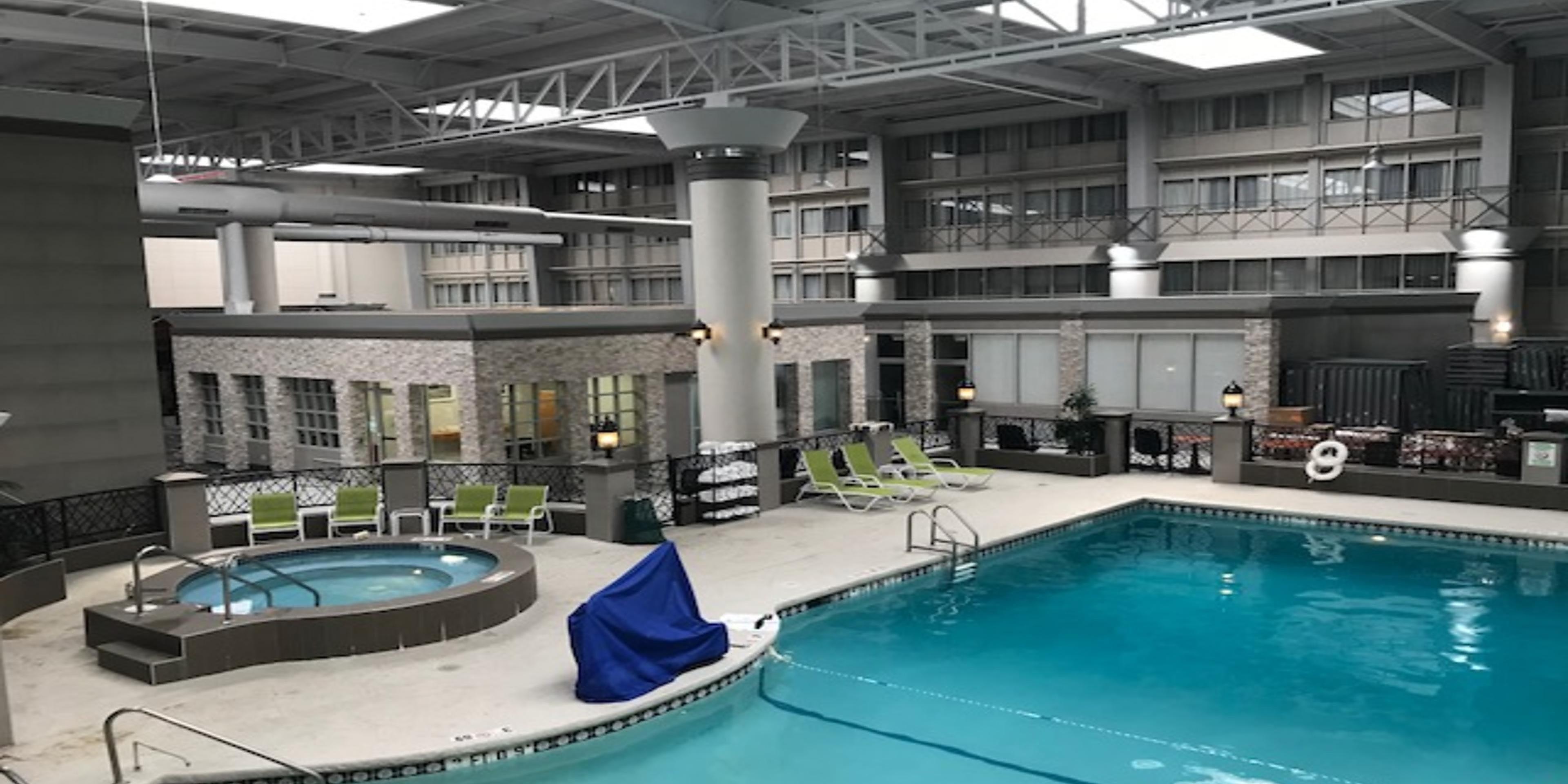 Holiday Inn & Suites Chicago North Shore (Skokie) | Skokie, IL Hotels