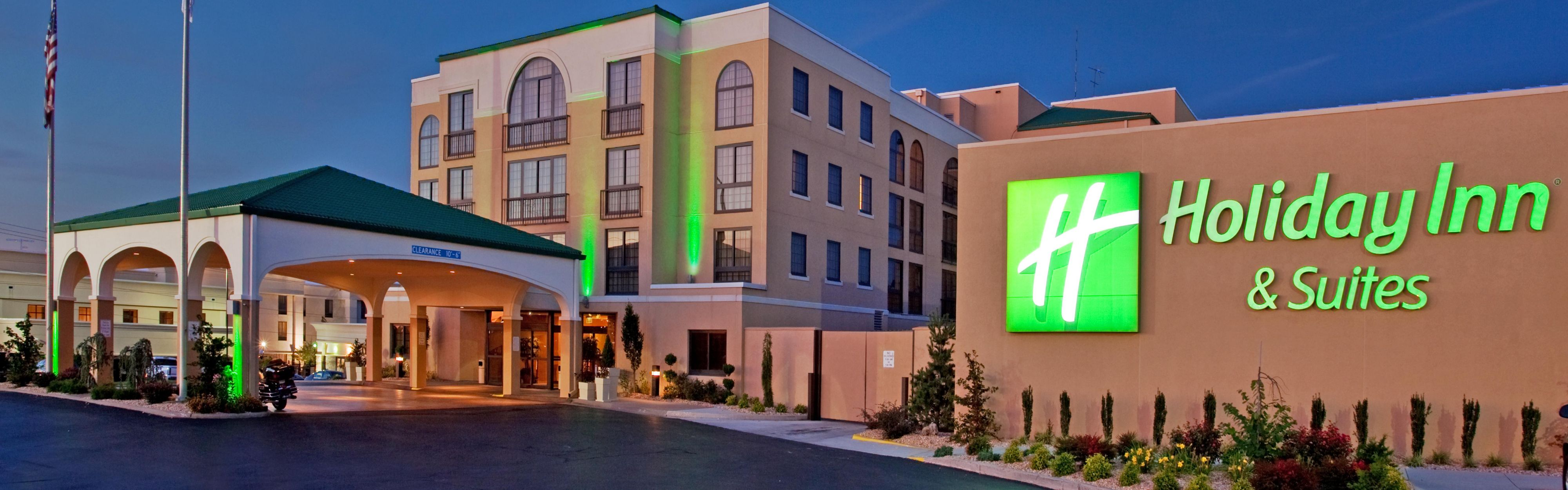 Holiday Inn Hotel Suites Springfield I44 Hotel by IHG