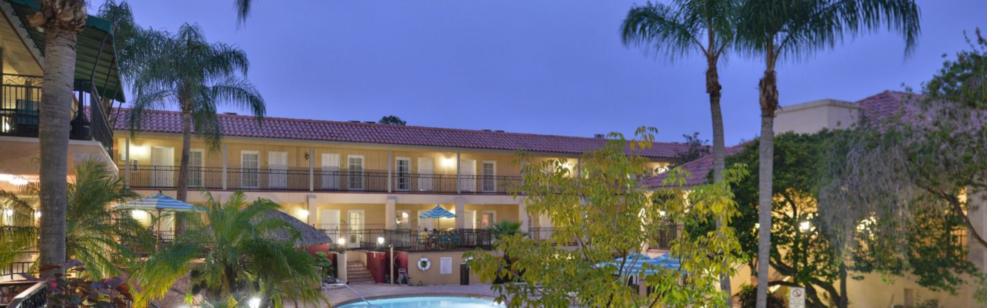 Holiday Inn Hotel Suites Tampa N Busch Gardens Area Hotel by IHG