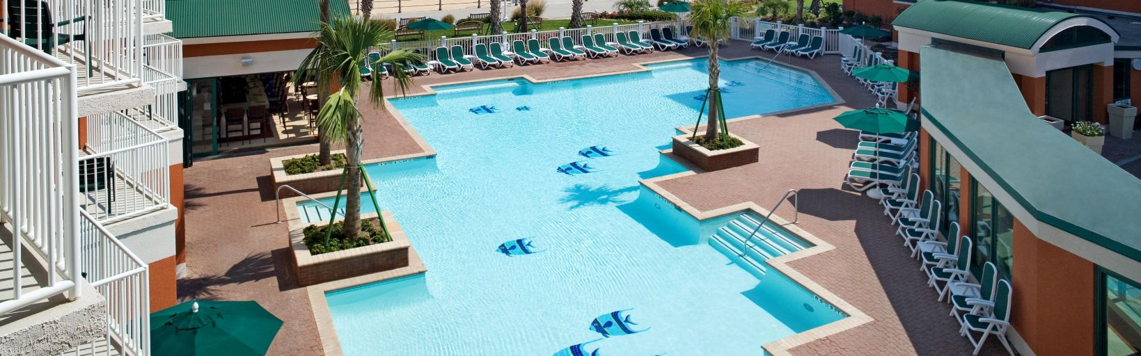 Front Desk Refresh Yourself In The Outdoor Pool Just Steps From Beach