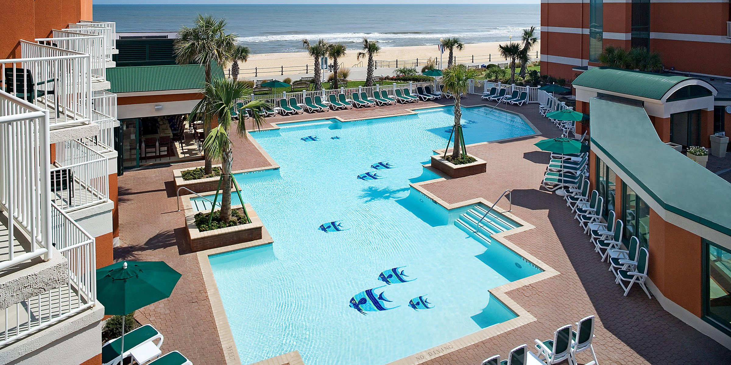 North Virginia Beach Boardwalk Hotels