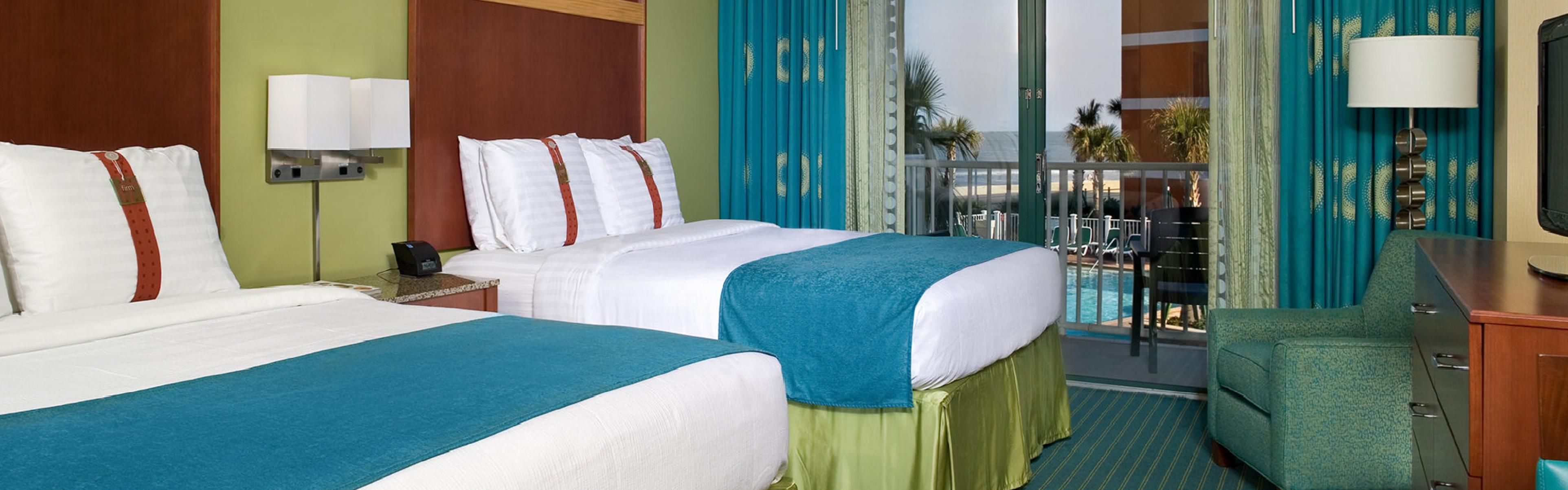 ... Poolside Room With 2 Queen Beds U0026amp; Ocean View; Suite
