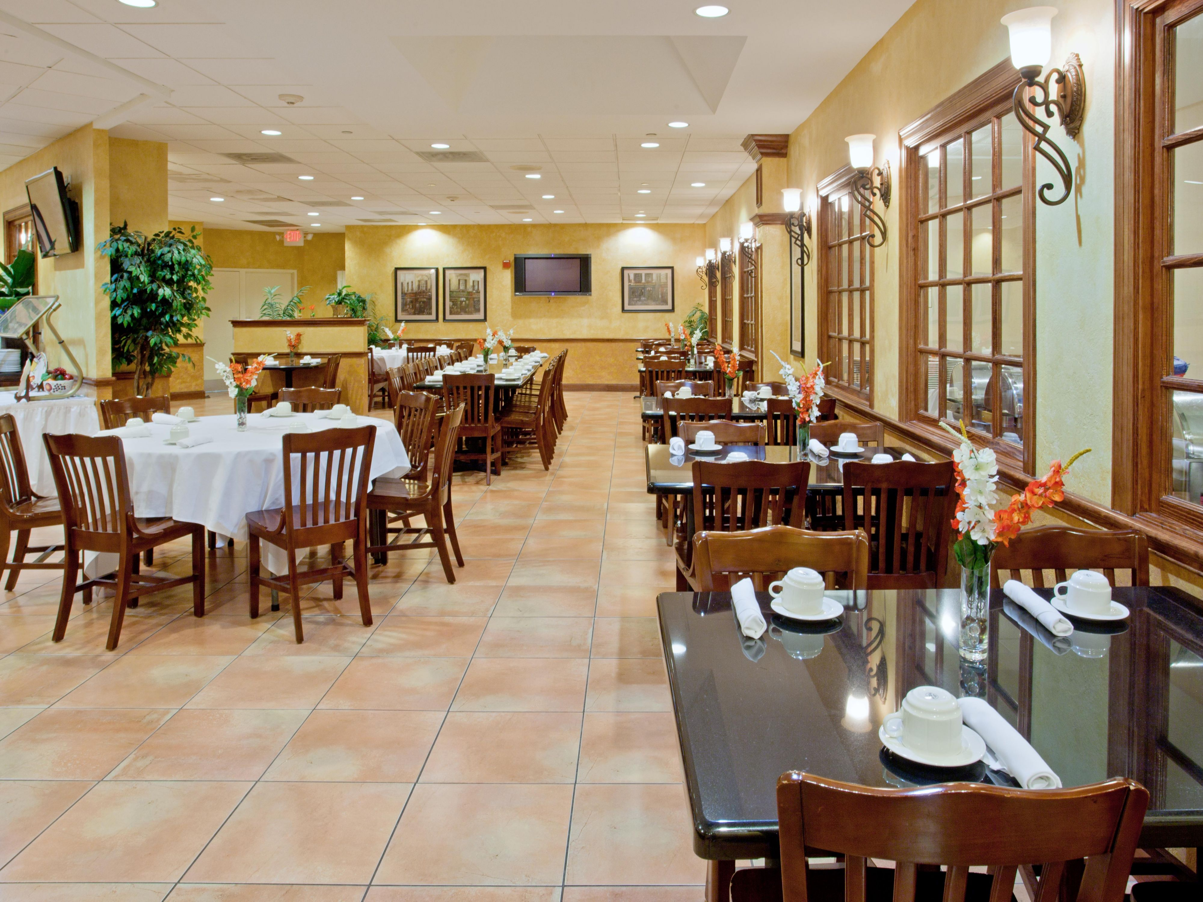 Holiday Inn Hobby Airport Boulevard Restaurant