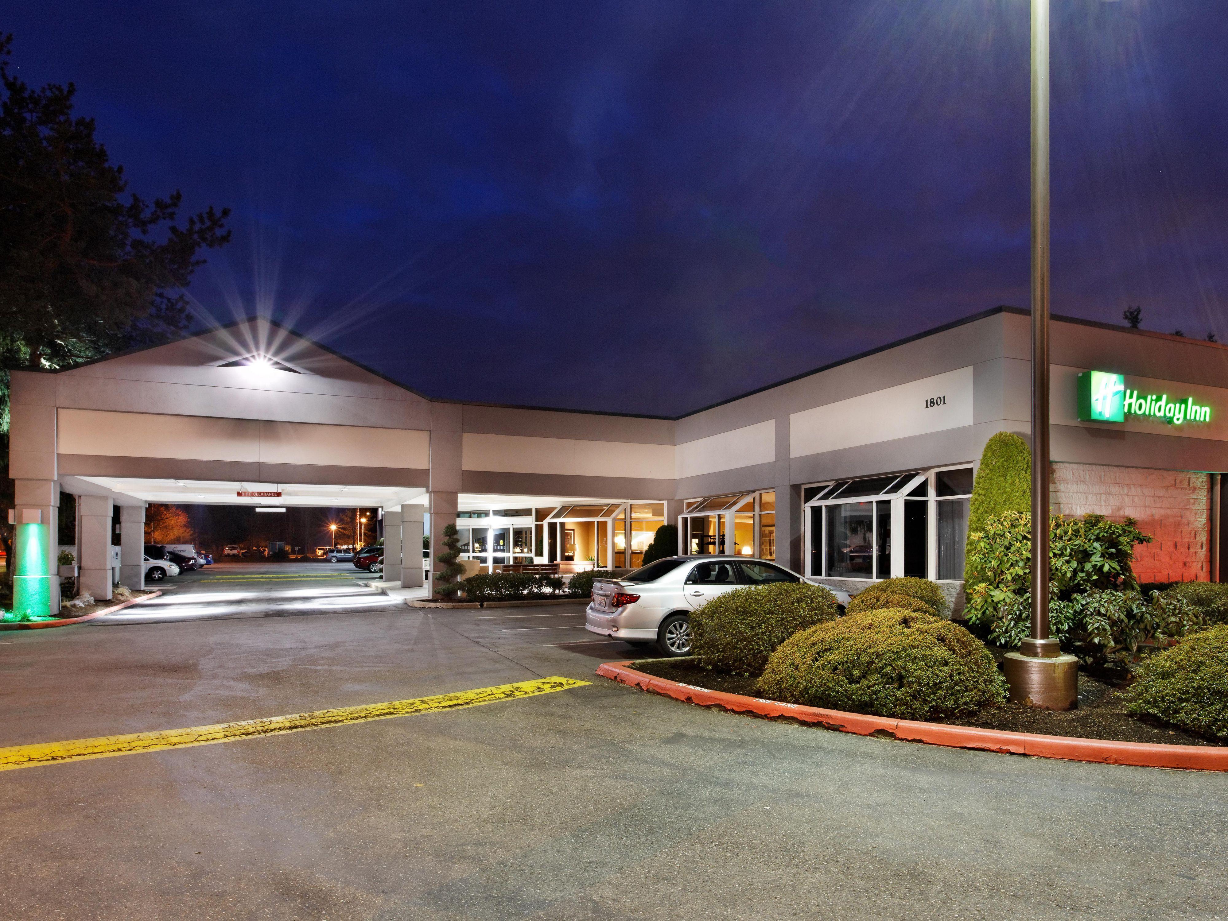 Holiday Inn Express Seattle