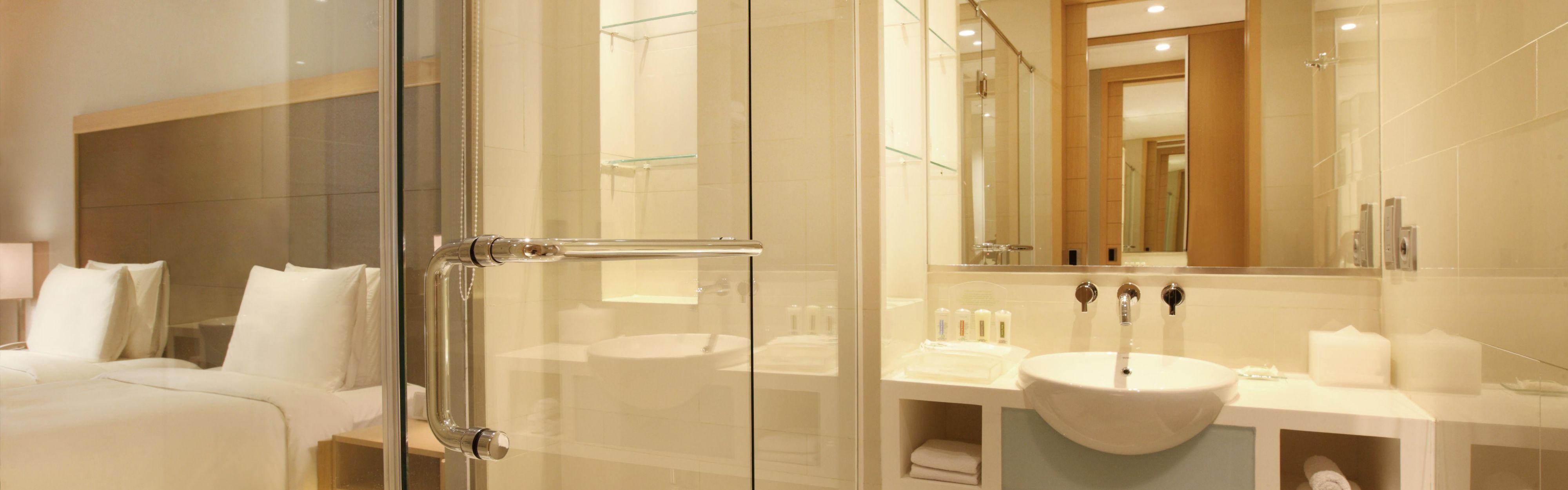 Duş kabinleri. Almanya onları mükemmel yapıyor