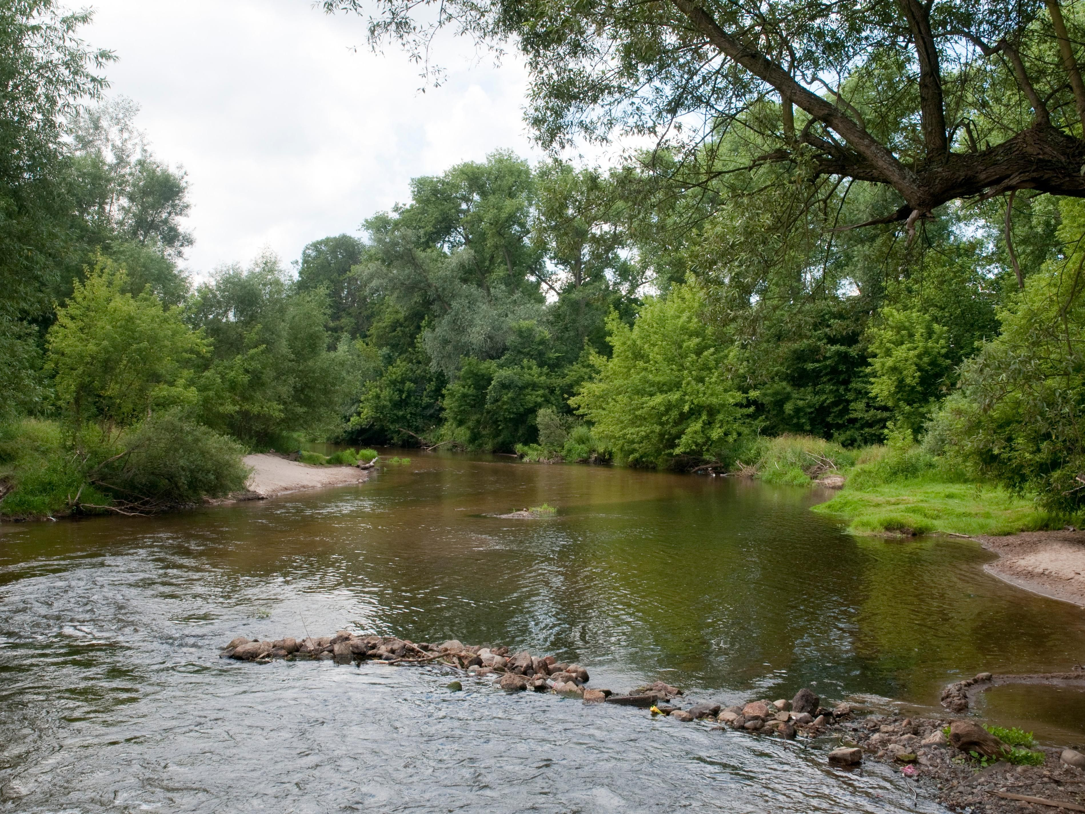 Area Attractions - Swider river
