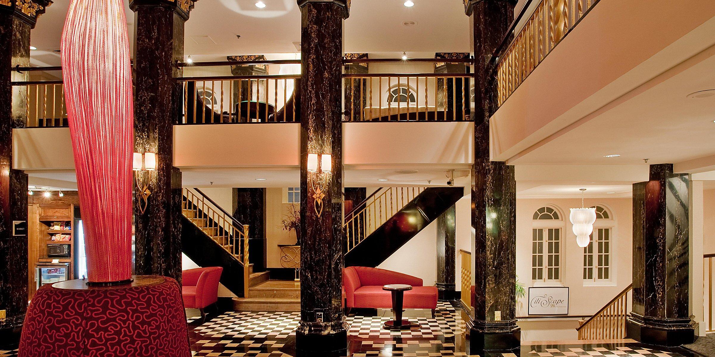 Downtown Kansas City Hotel - Holiday Inn KC Aladdin Hotel