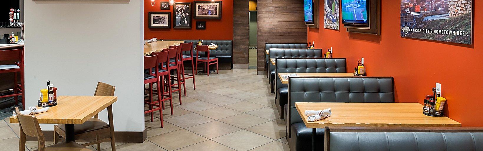 Restaurants Near Holiday Inn Kansas City Airport