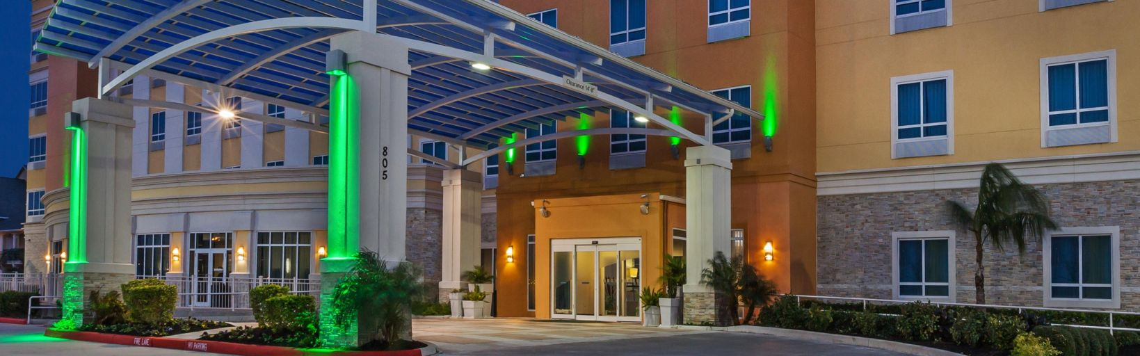 Welcome To The Holiday Inn Kemah