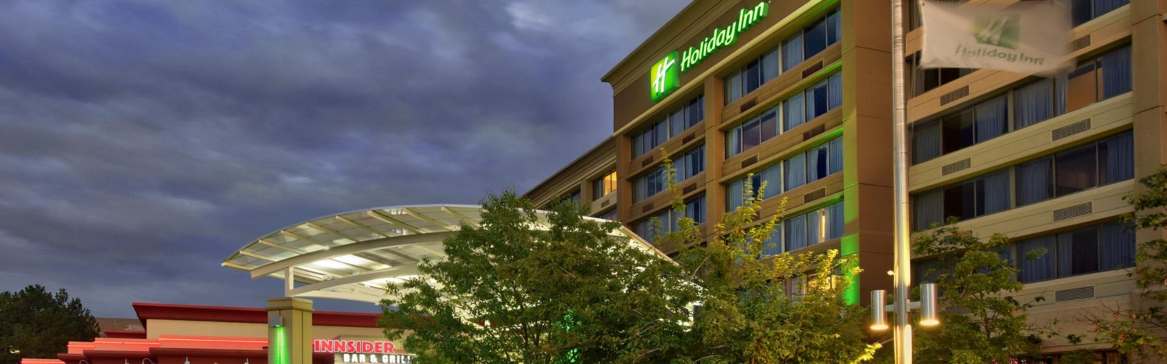 Holiday Inn Denver Lakewood Hotel Near And The Rocky Mntns