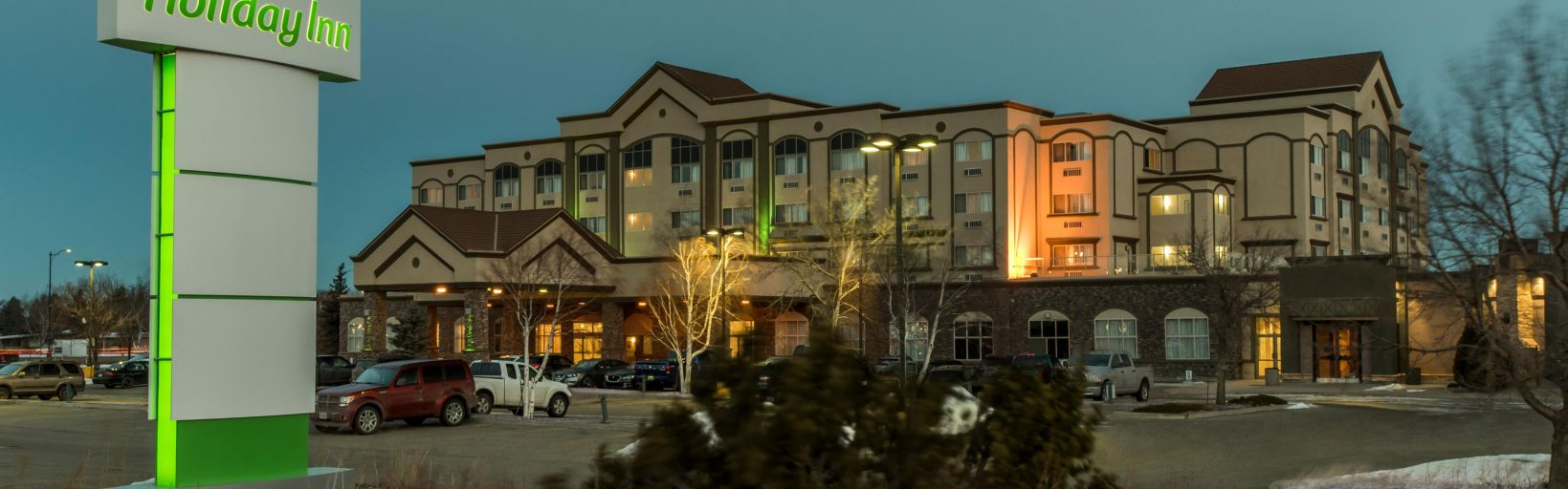Welcome To Holiday Inn Lethbridge More Than Just A Hotel