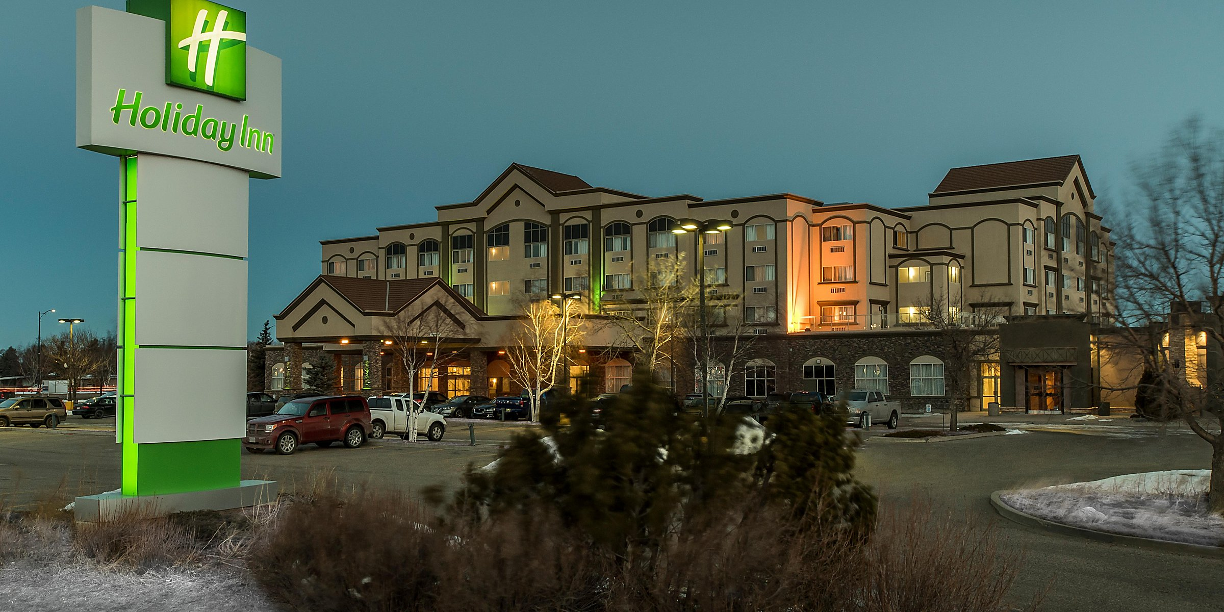 King Of Trade Lethbridge >> Holiday Inn Lethbridge Hotel By Ihg