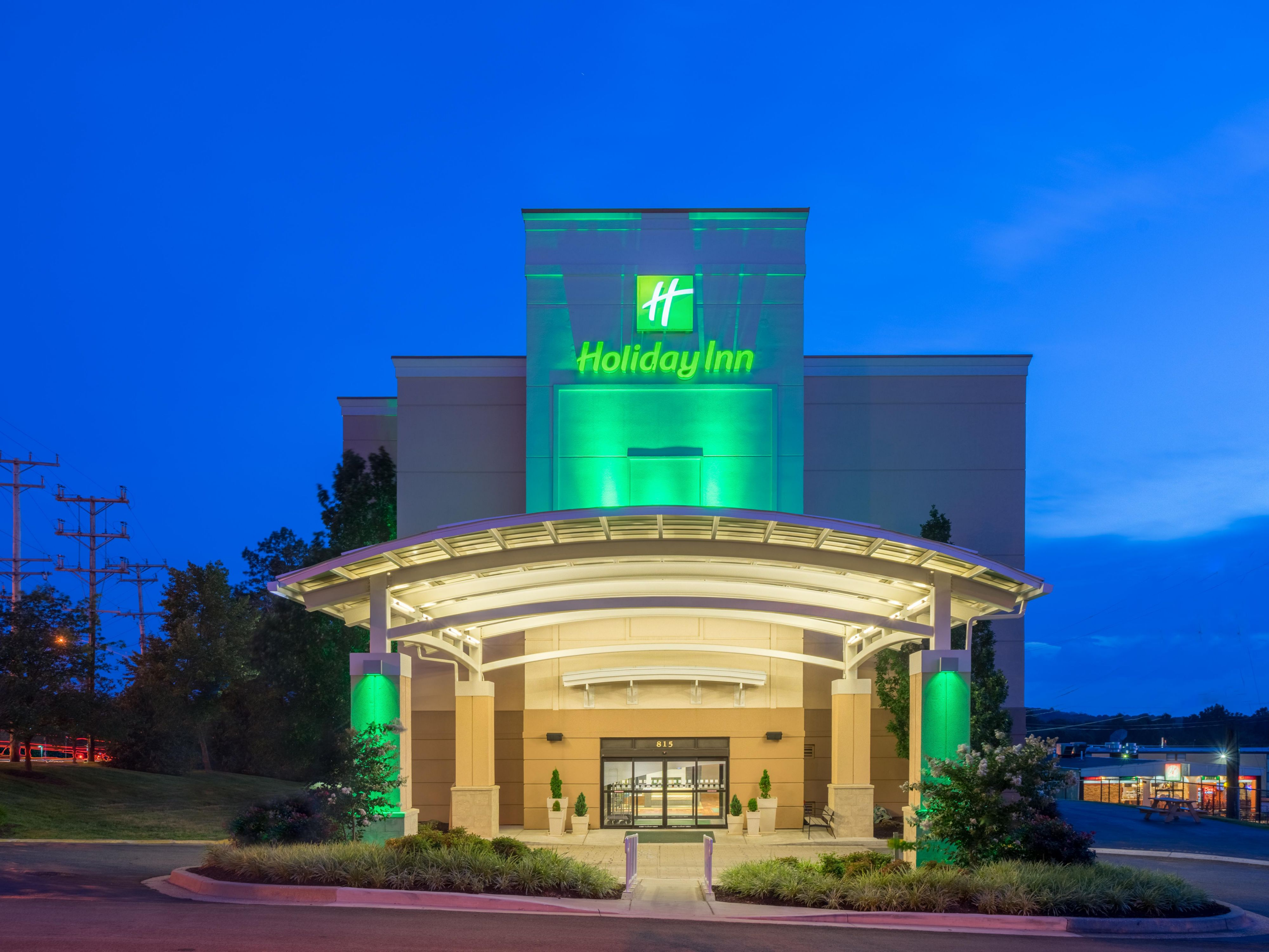 Welcome to the Holiday Inn BWI Airport