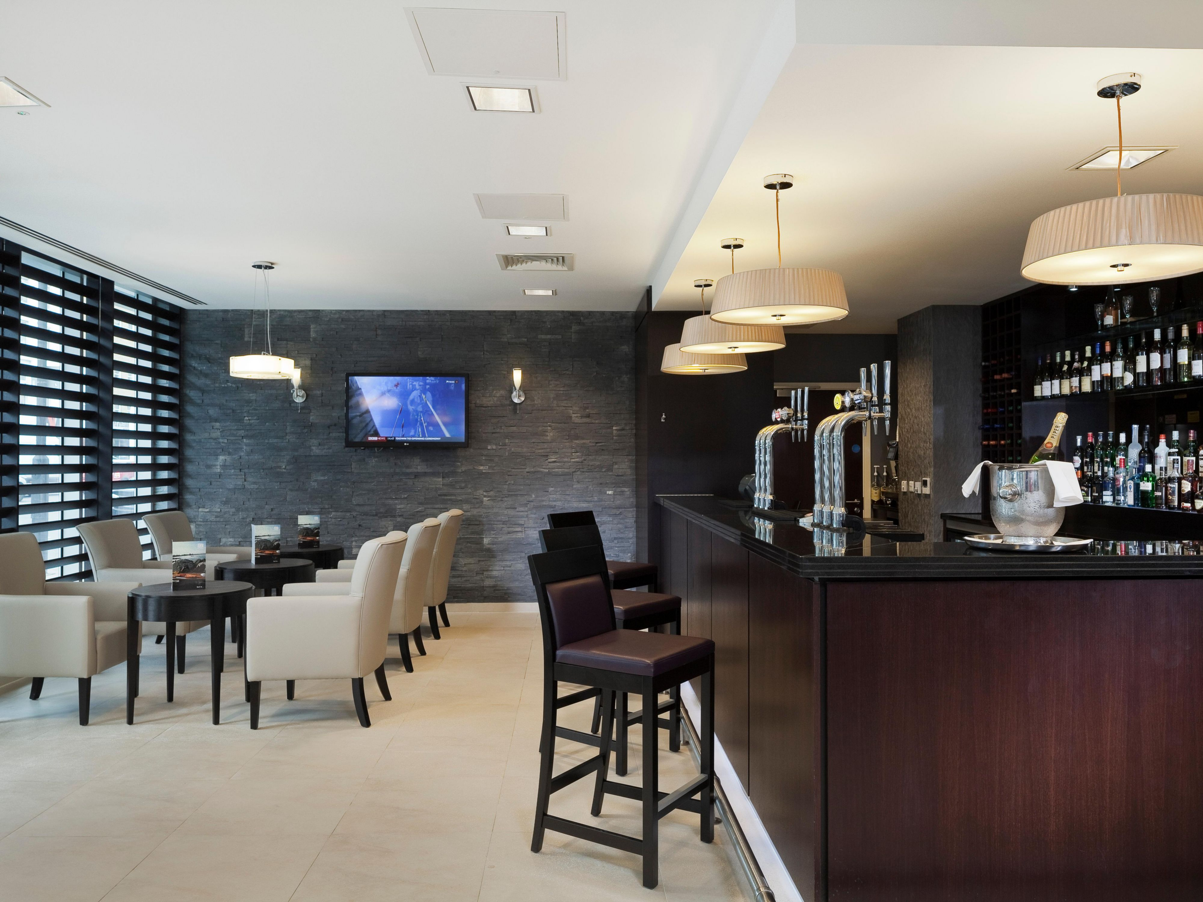Contemporary Bar and Lounge