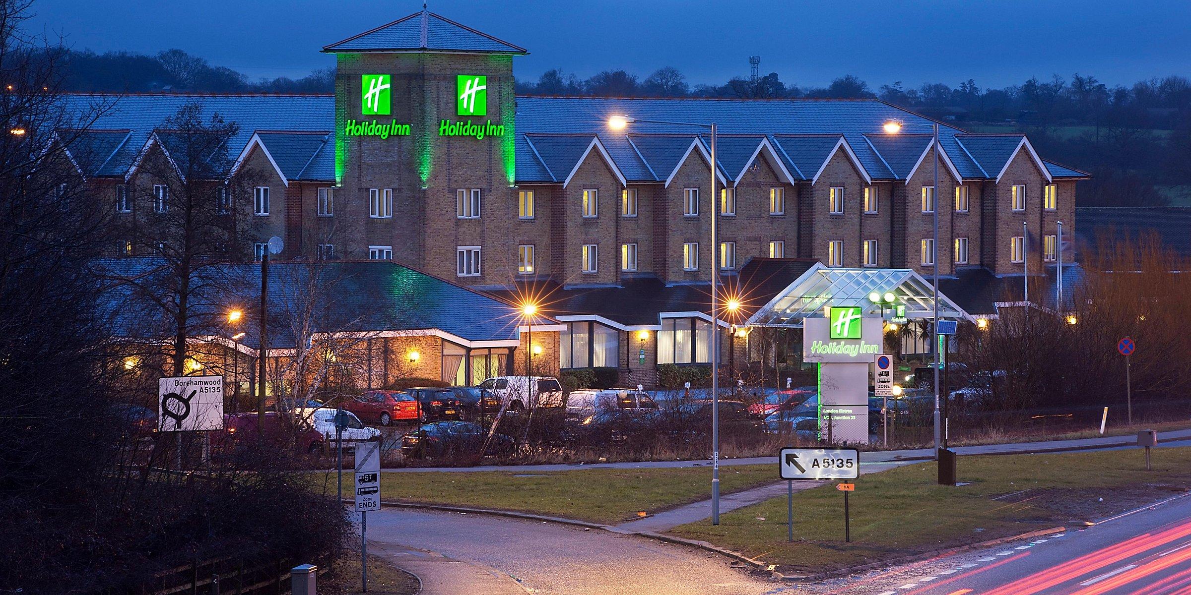 Hotel Near Elstree Holiday Inn London Elstree M25 Jct23