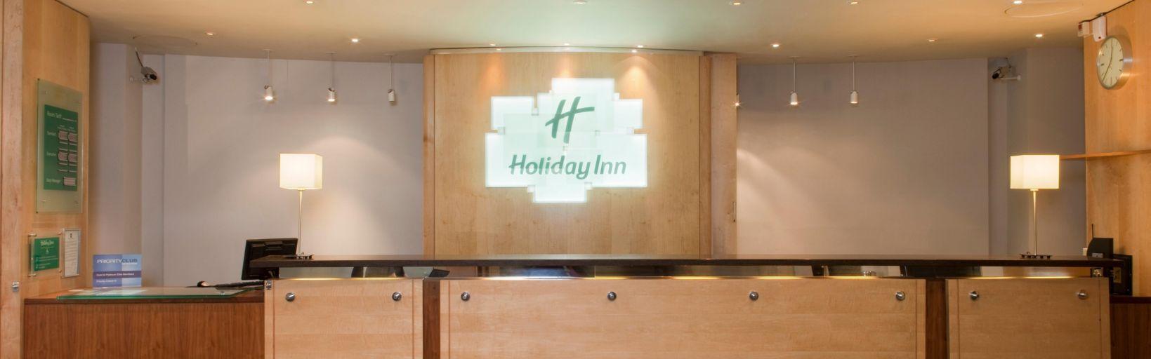 Airport Hotel Holiday Inn London Heathrow Ariel