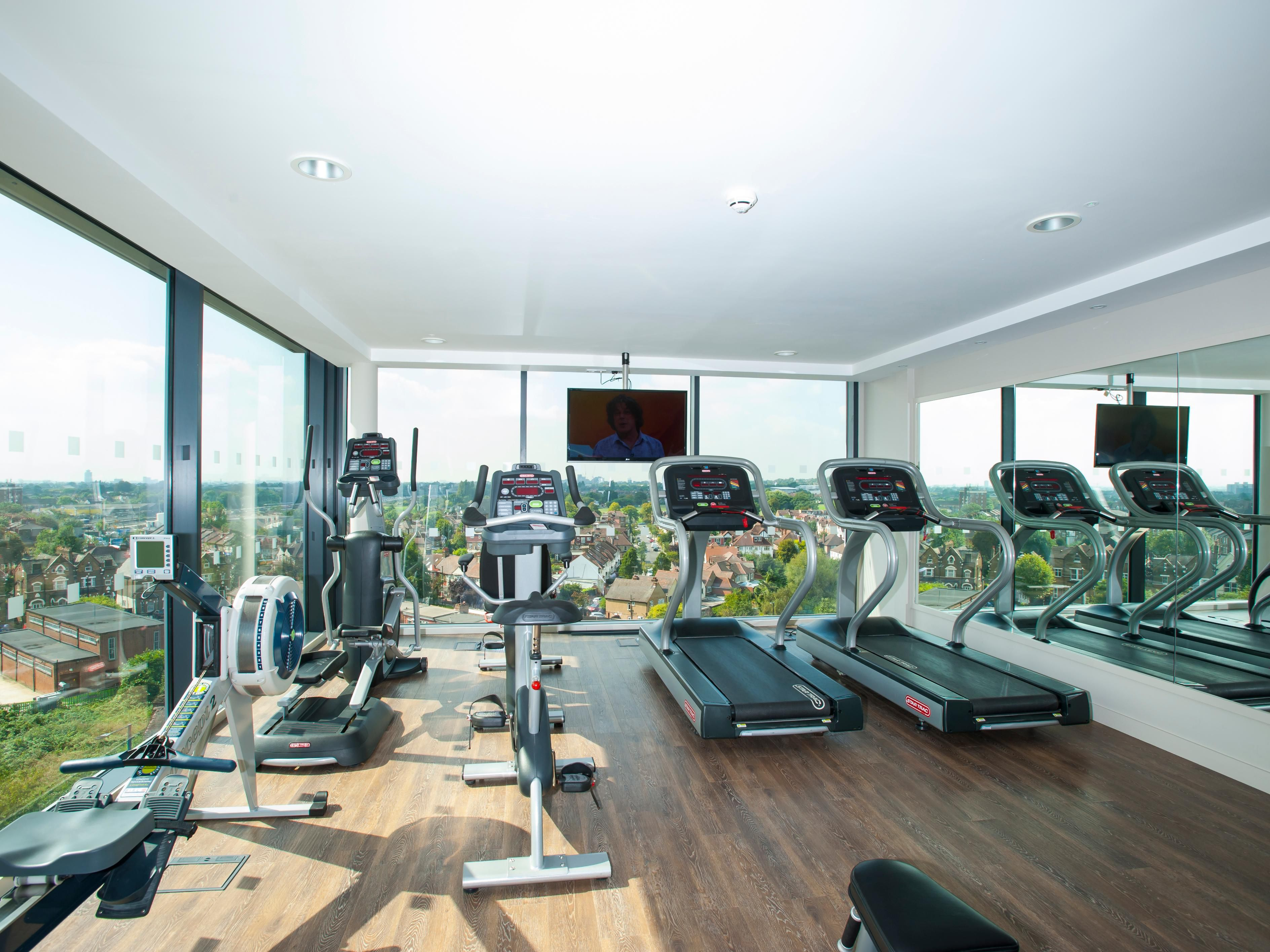 MiniGym located on the 7th floor, complimentary to resident guests