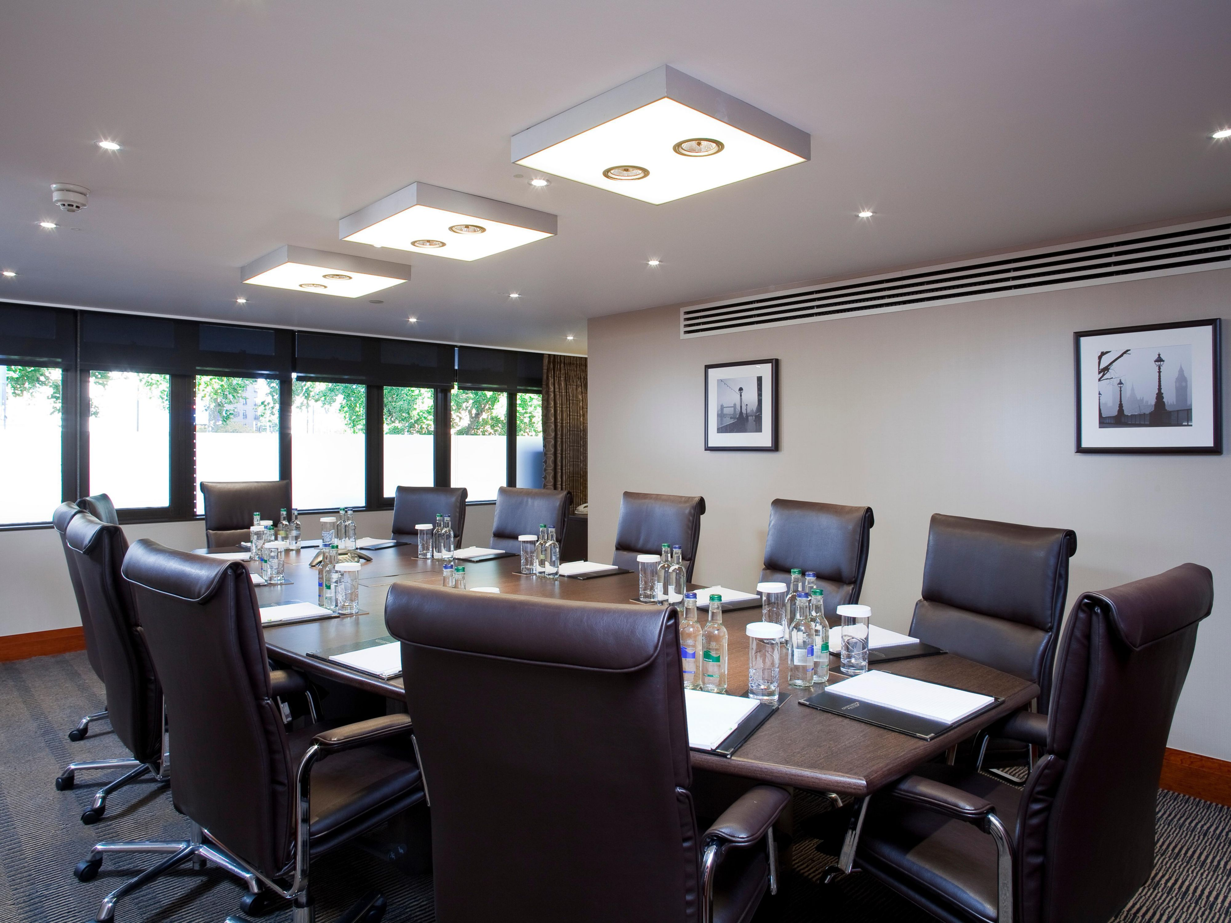 Executive Boardroom Ideal for small meetings