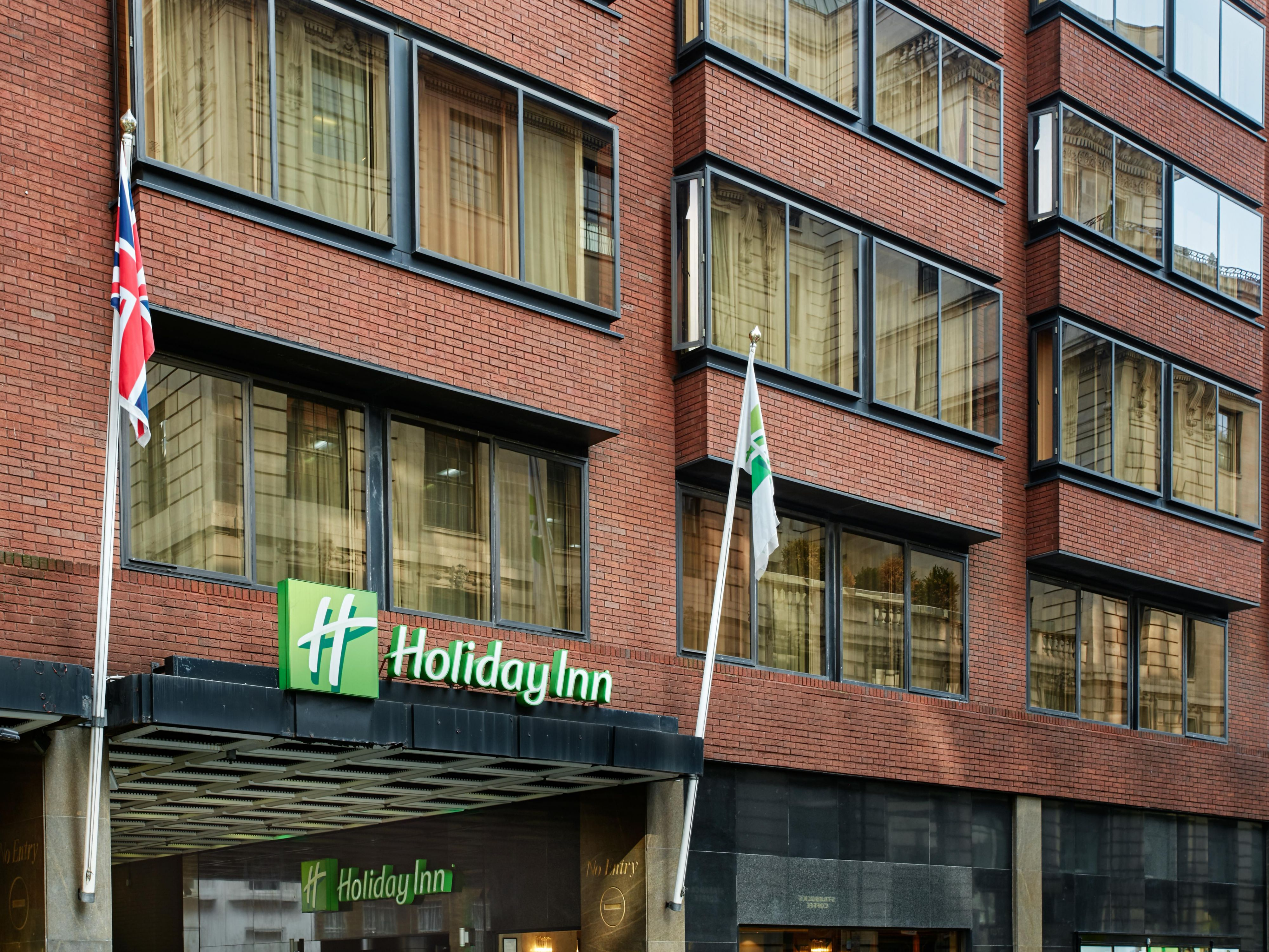 Welcome to Holiday Inn London Mayfair