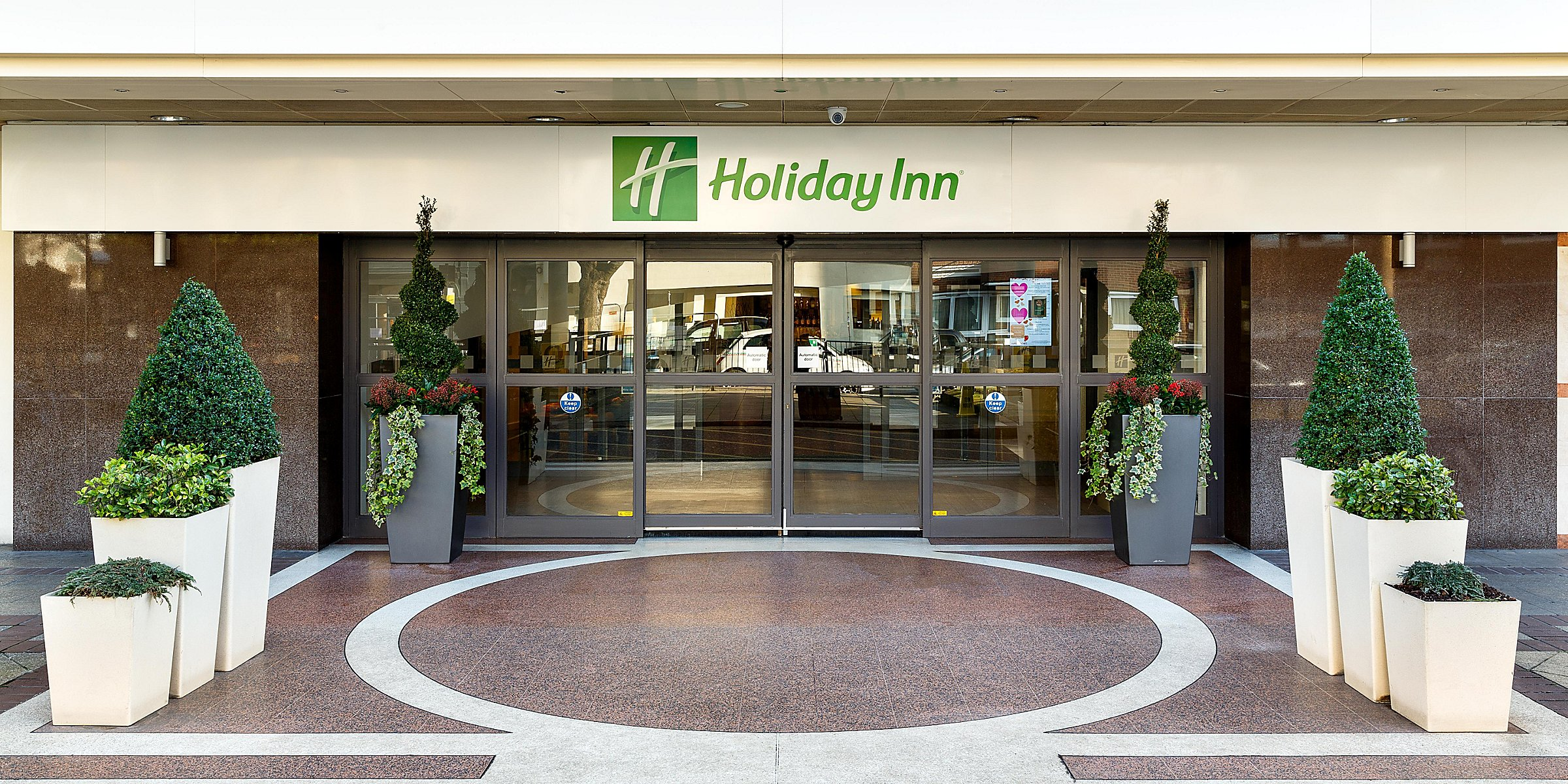Hotel Near Russell Sq Holiday Inn London Bloomsbury