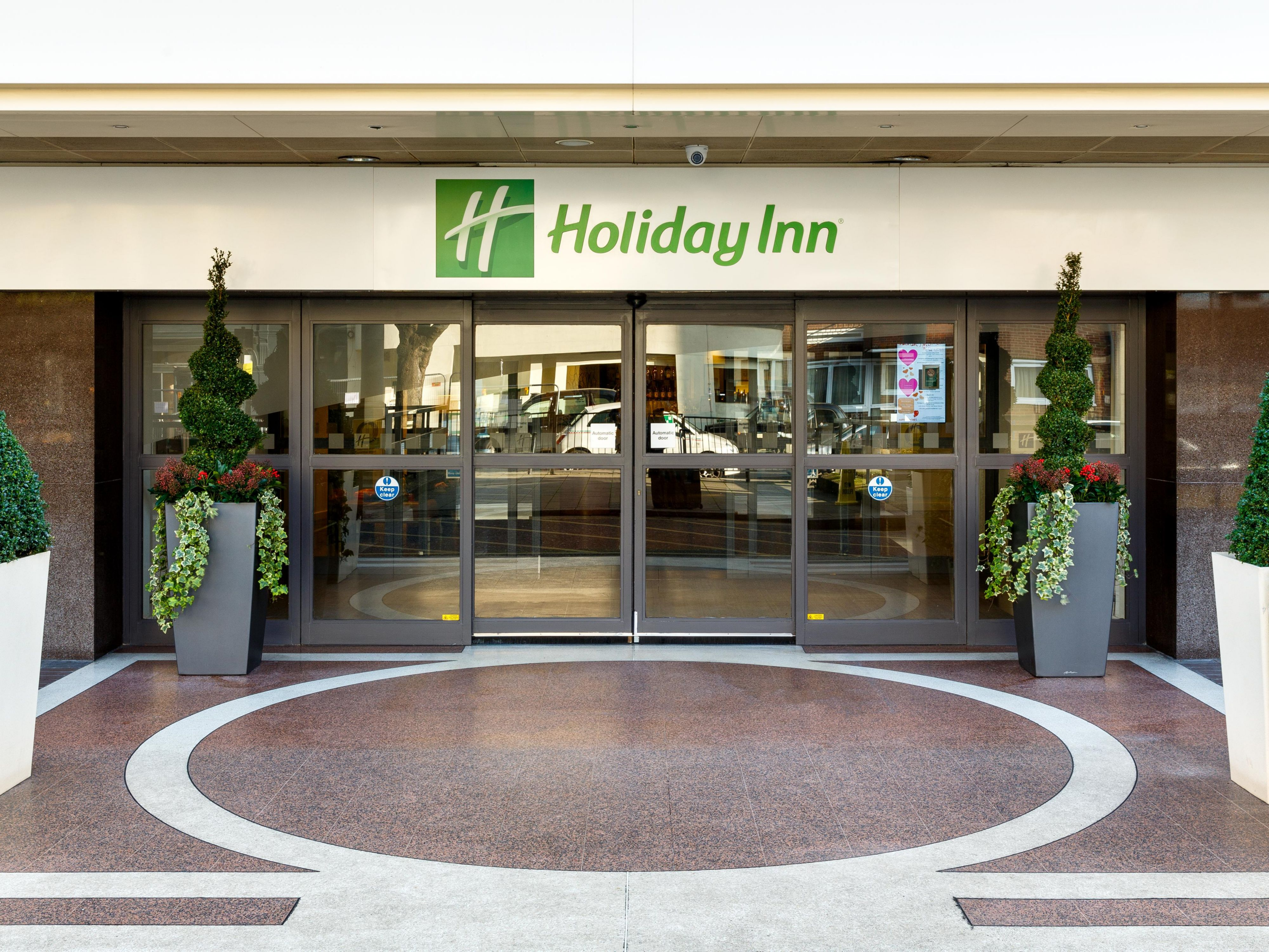 Hotel Near Russell Sq : Holiday Inn London - Bloomsbury