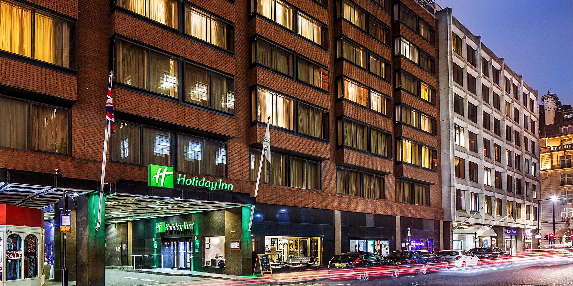 Mayfair Hotels near Green Park, London | Holiday Inn London