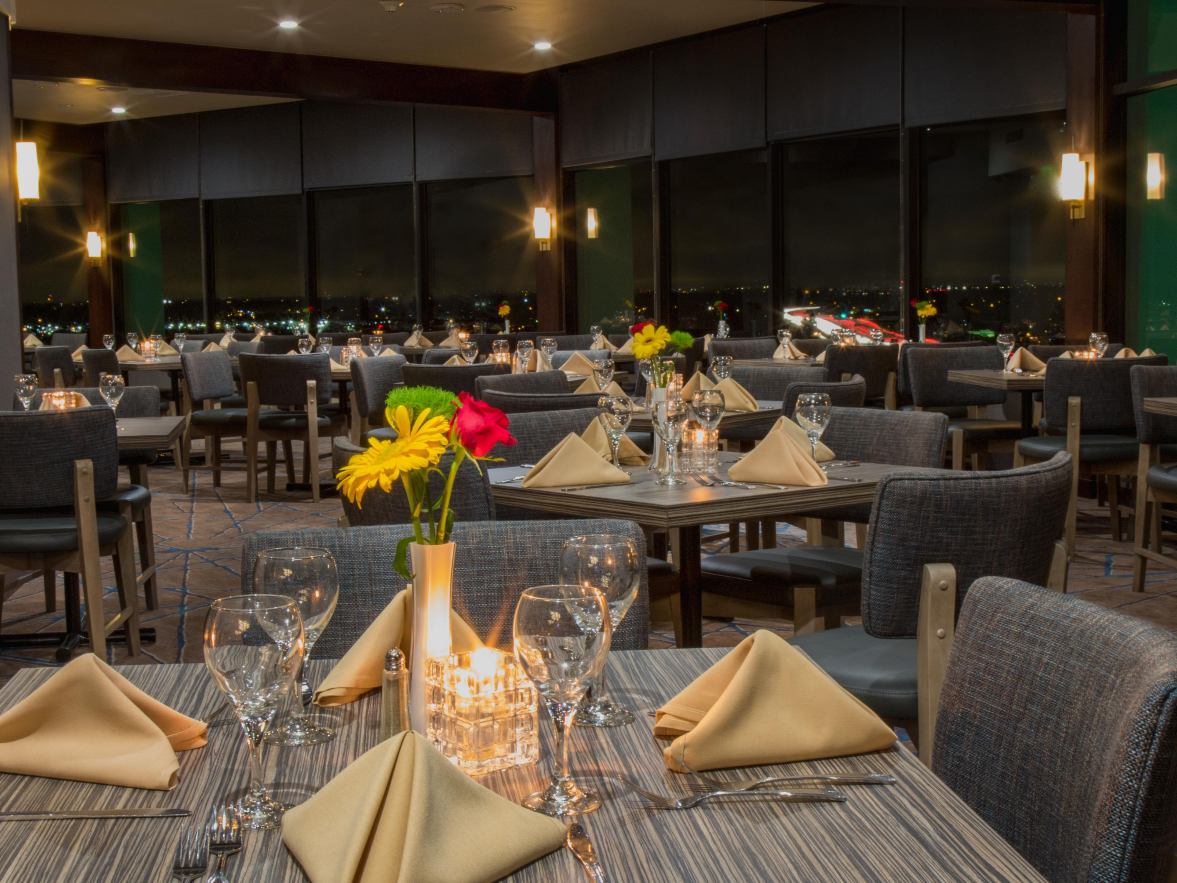 Enjoy An Intimate Dining Experience