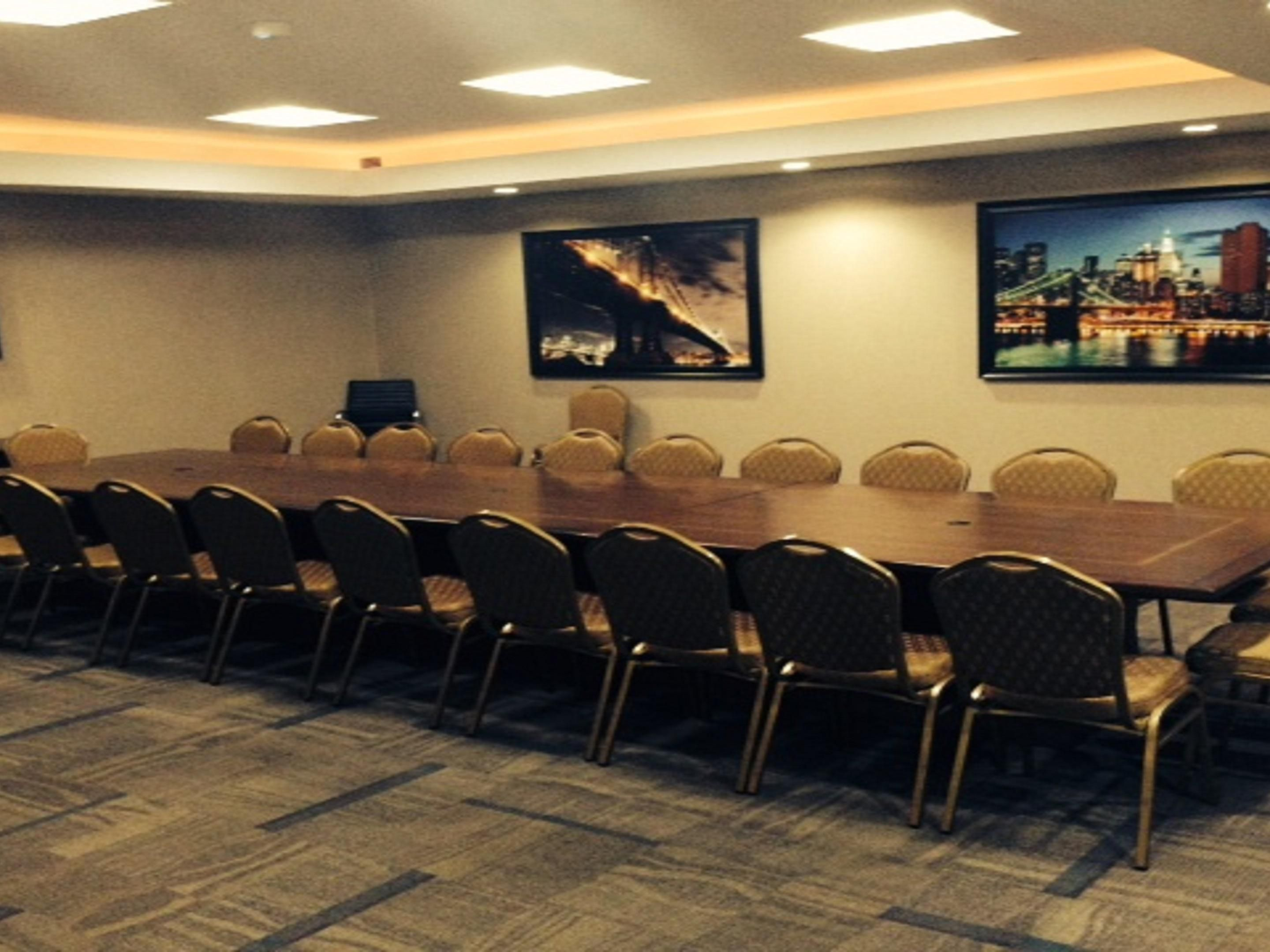 The Astoria Meeting Room is designed  for corporate meetings.