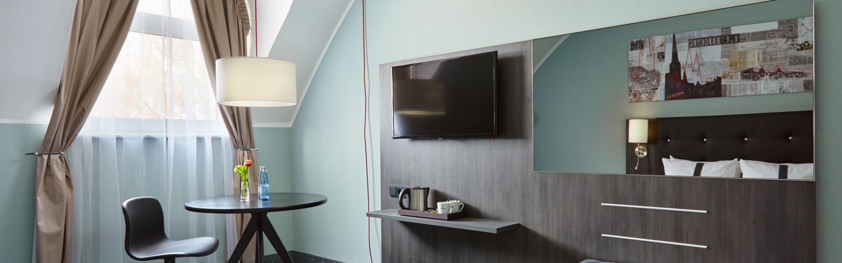 Holiday Inn Lubeck - Room Pictures & Amenities