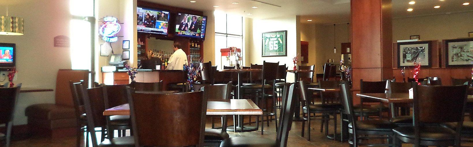 Restaurants Near Holiday Inn Madison At The American Center