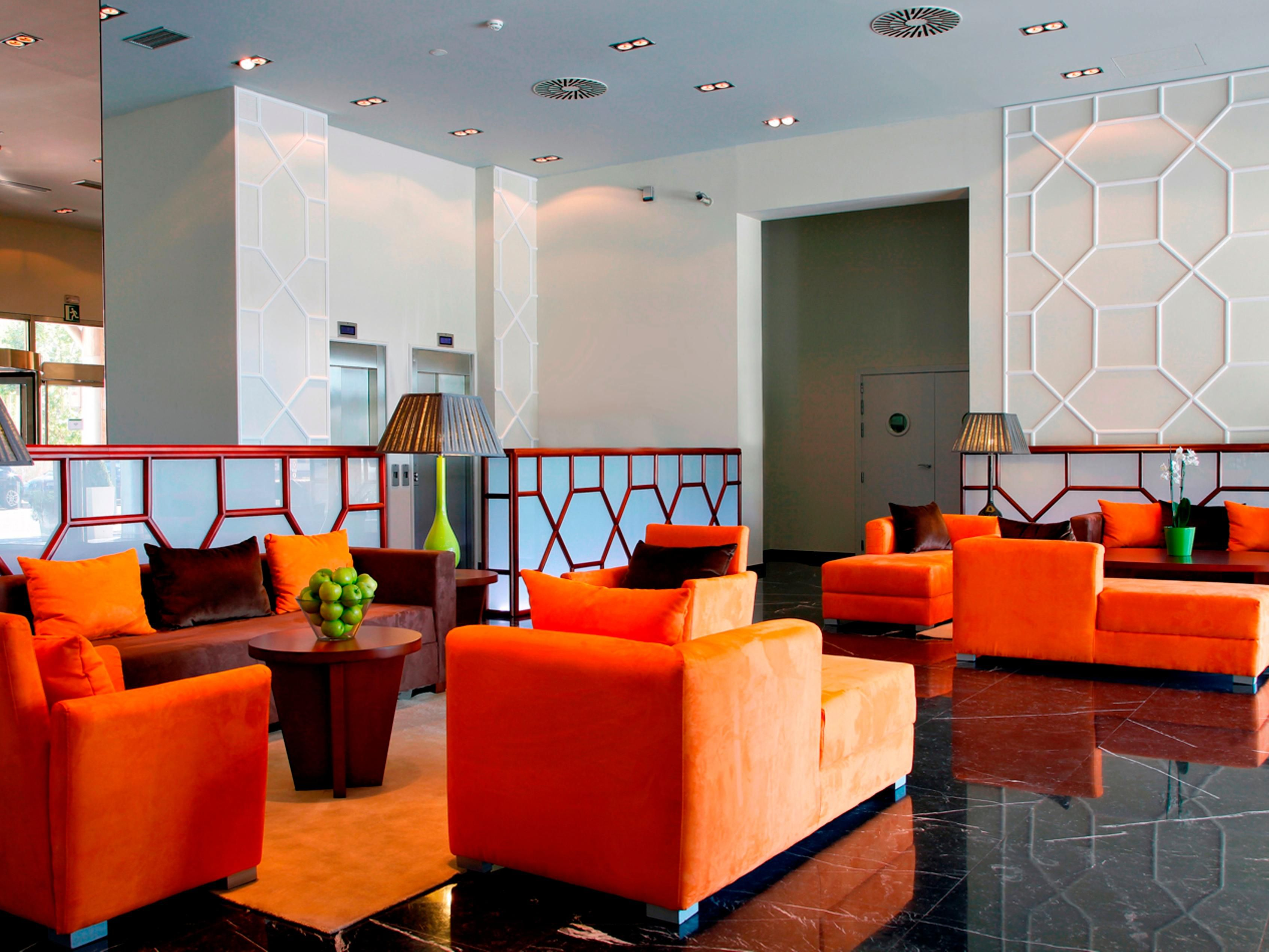 Holiday Inn Madrid - Las Tablas Lobby