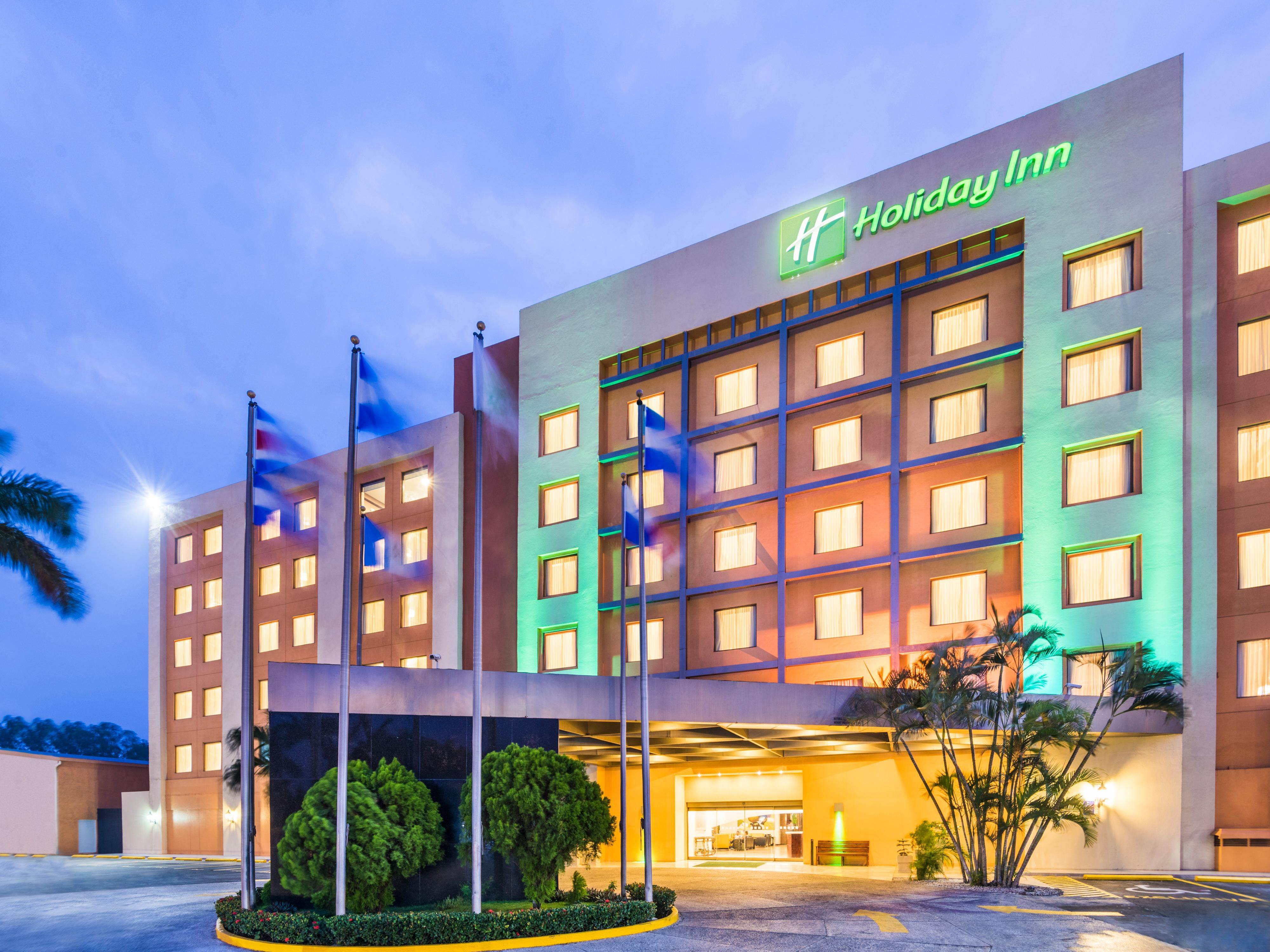 Holiday inn managua convention center hotel ihg for Hotel france numero