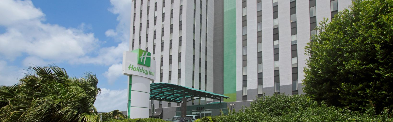 Welcome To Holiday Inn Hotel Metairie