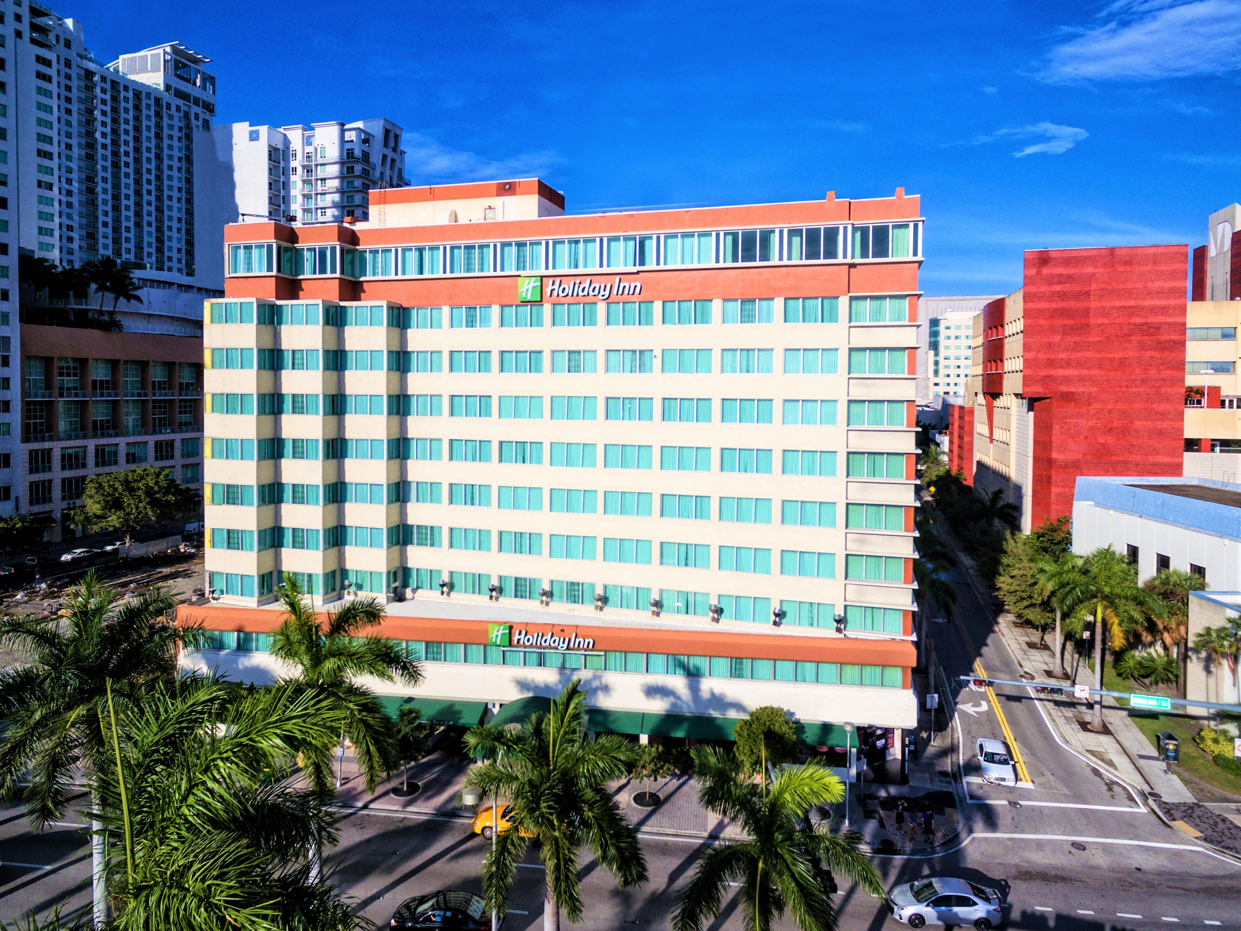 Holiday Inn Hotels In Miami Florida