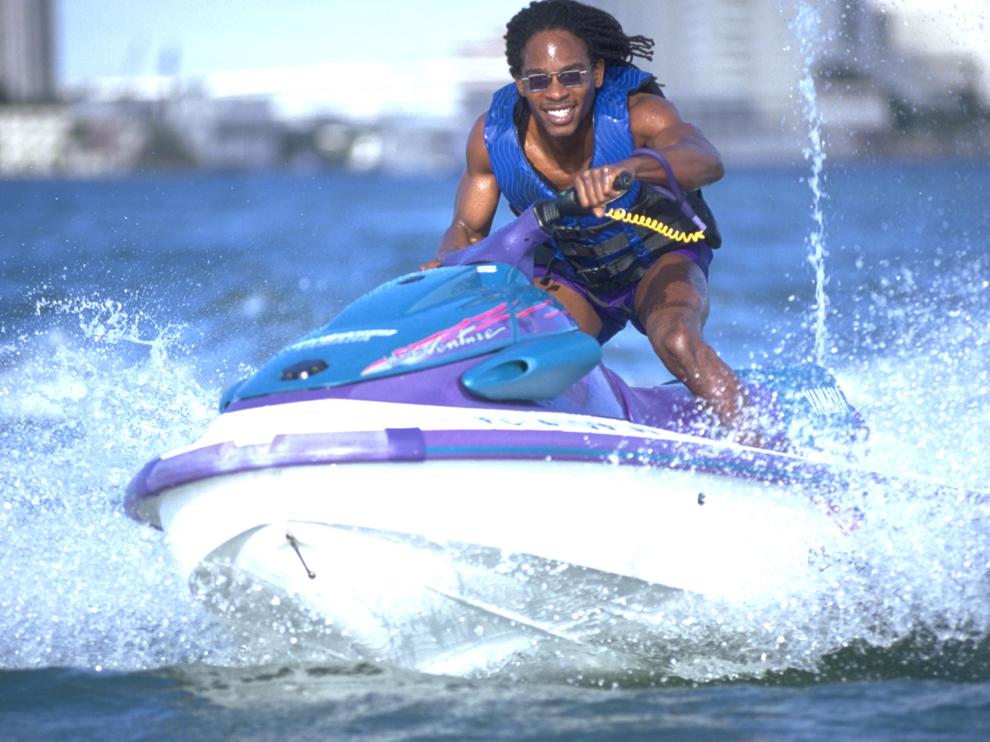 Jet Skiing near Holiday Inn Miami Beach Oceanfront