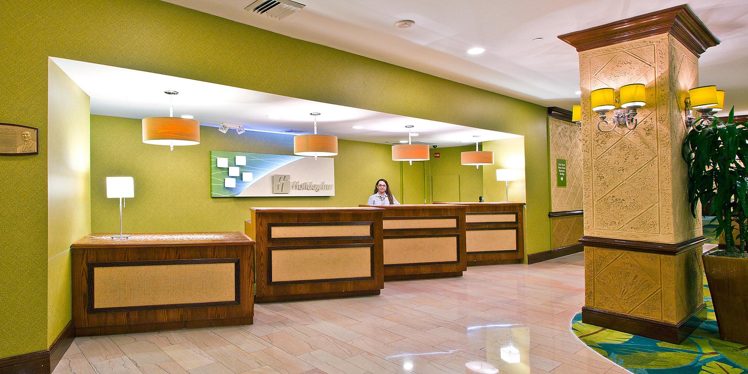 Miami Beach Oceanfront Hotels | Holiday Inn Miami Beach