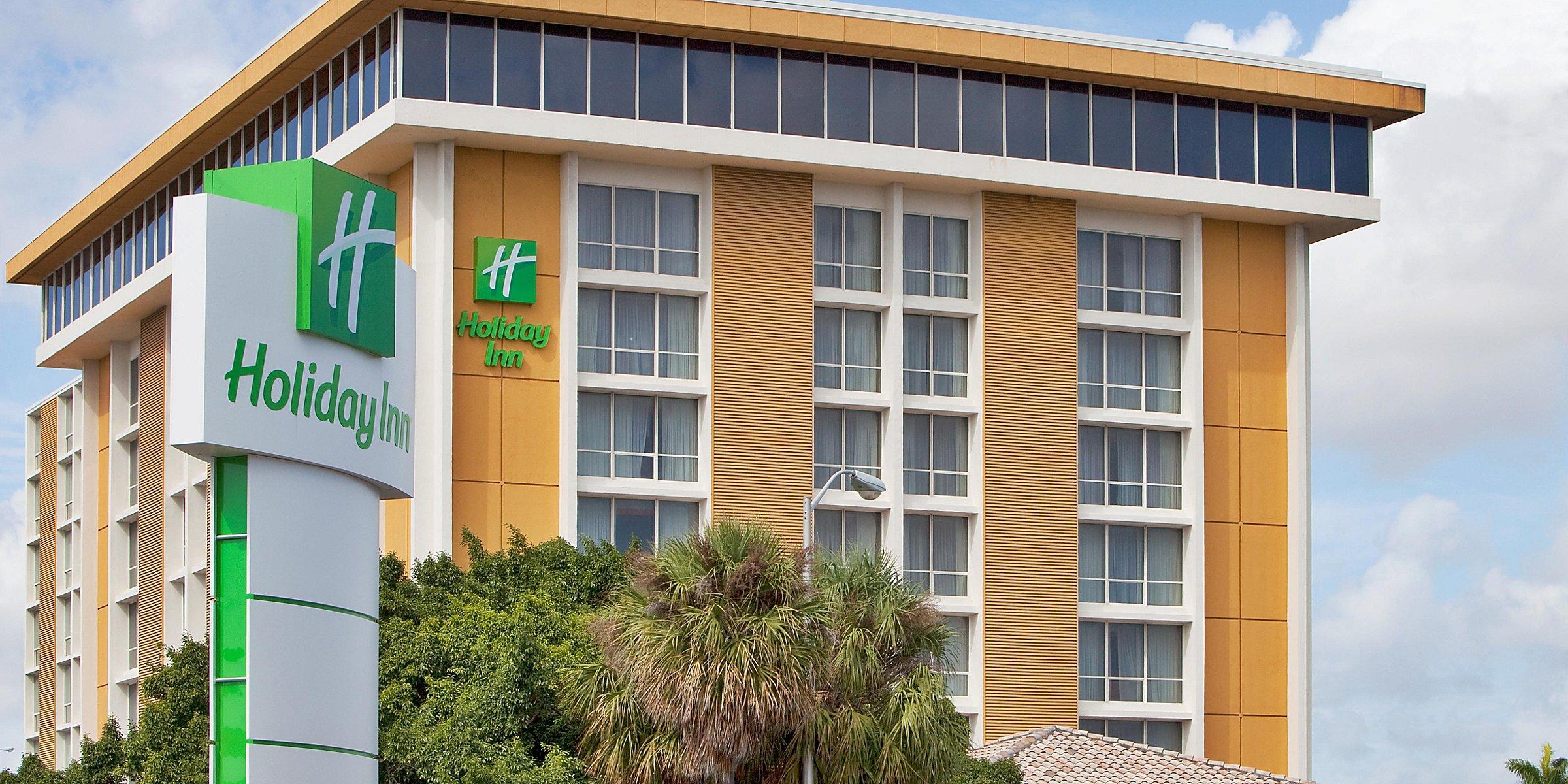 Hotels Near Miami International Airport Holiday Inn