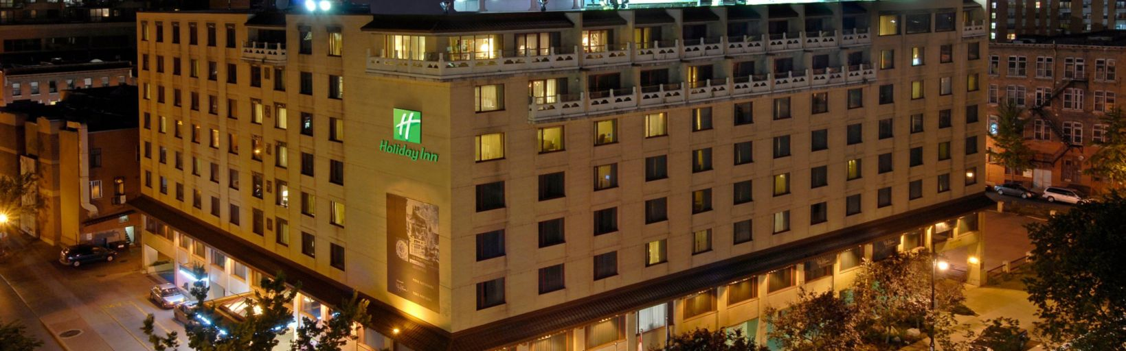 Holiday Inn Montreal Downtown