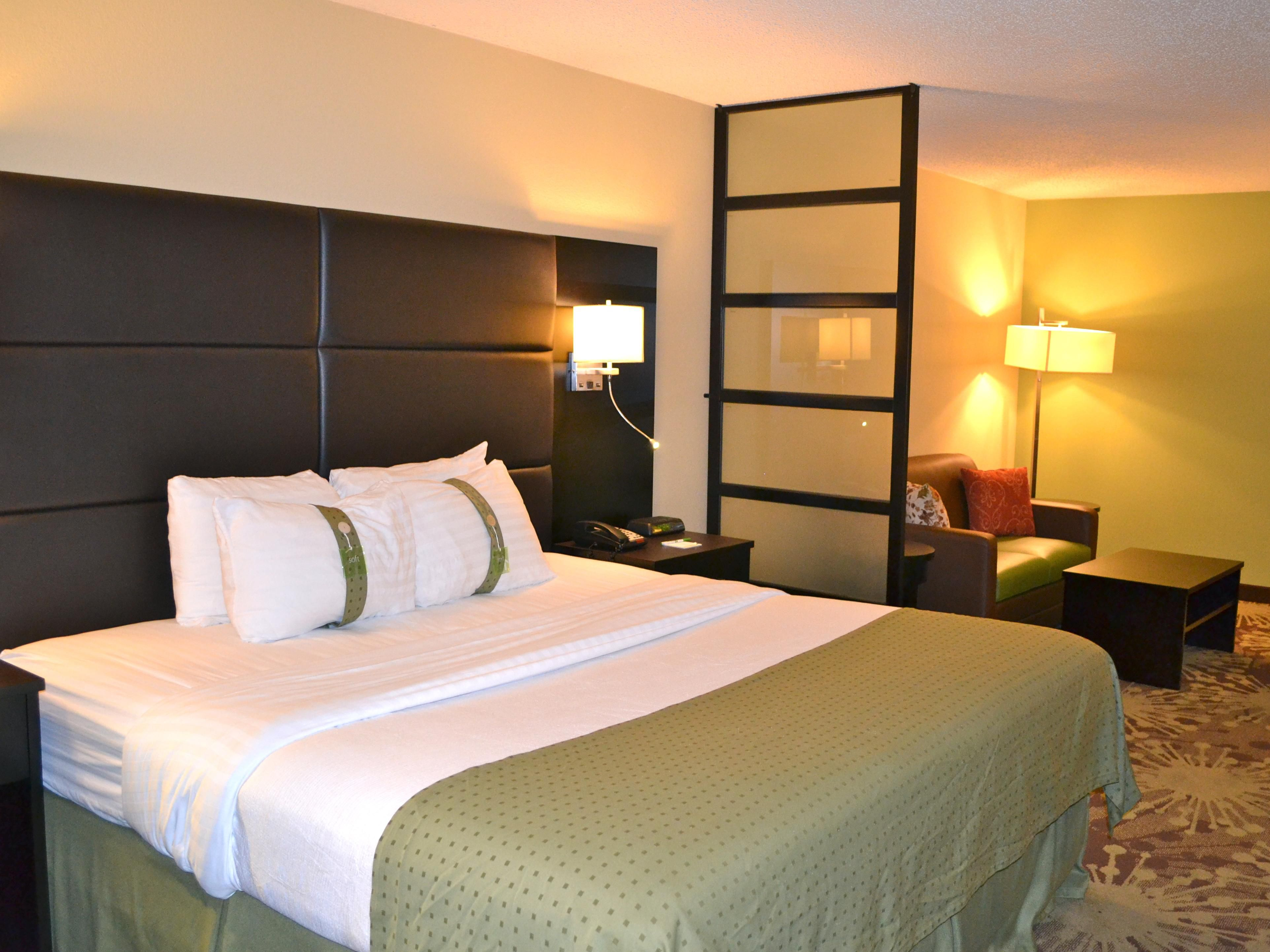 Newly Renovated King Executive Room