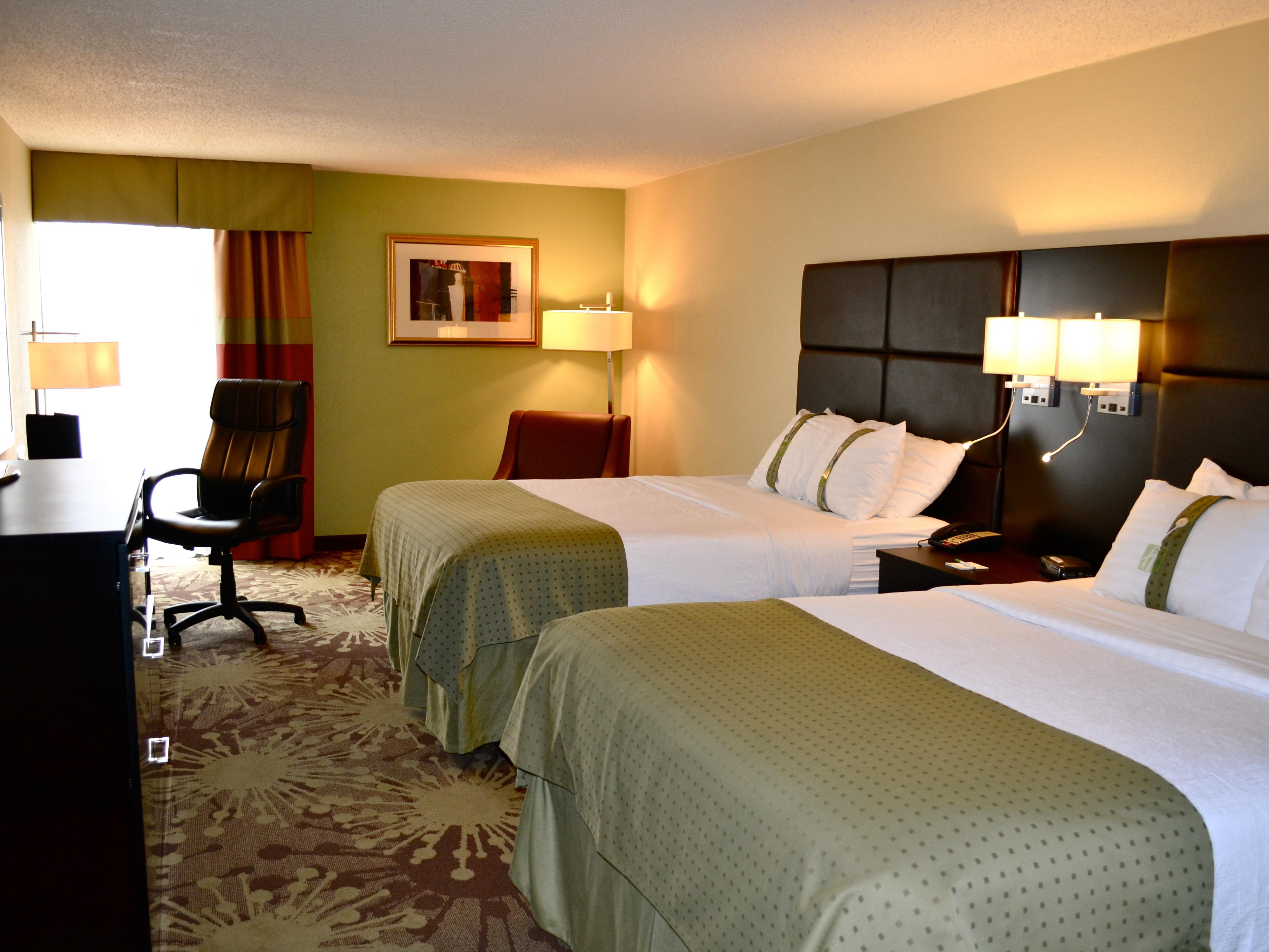 Newly Renovated Executive Rooms