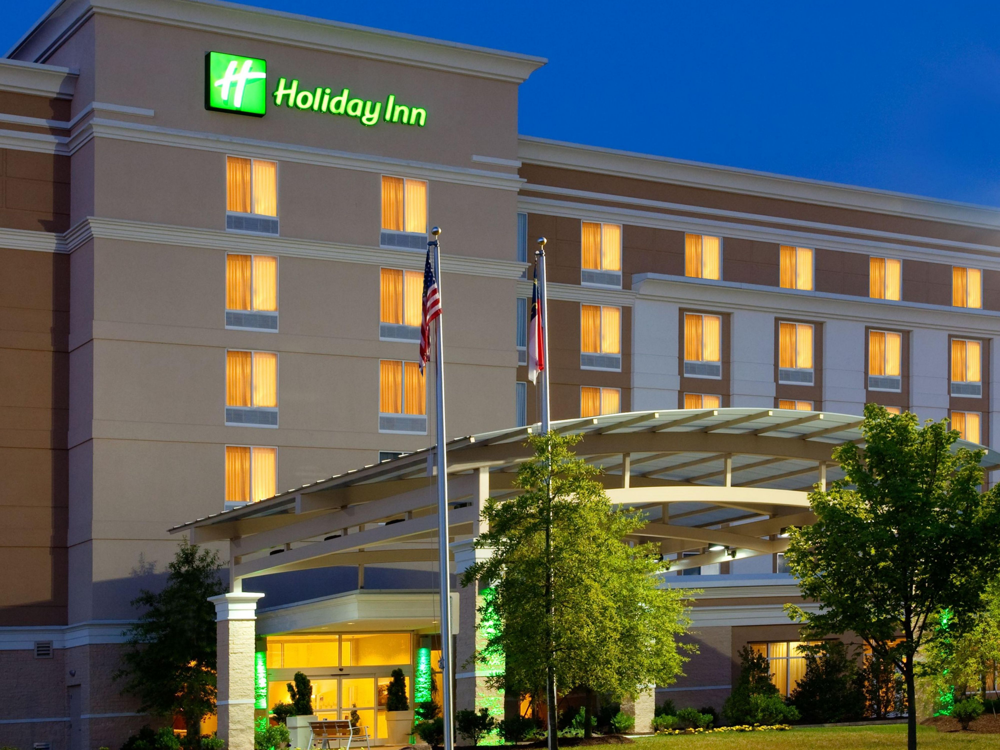 Welcome to our Morrisville hotel near RDU Airport!