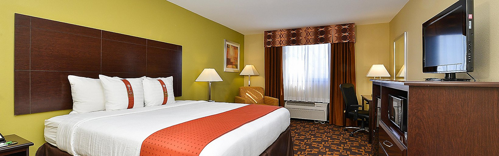 Holiday Inn Mount Prospect - Chicago - Room Pictures & Amenities