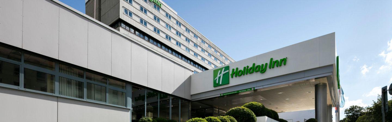 Fachada del Holiday Inn Munich - City Centre
