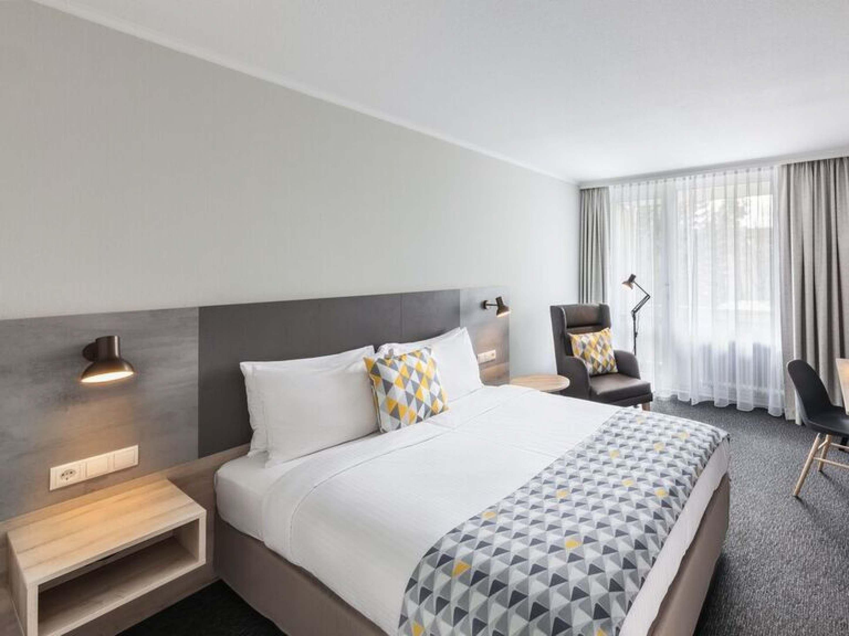 Businessgerechtes Hotel: Holiday Inn München - South